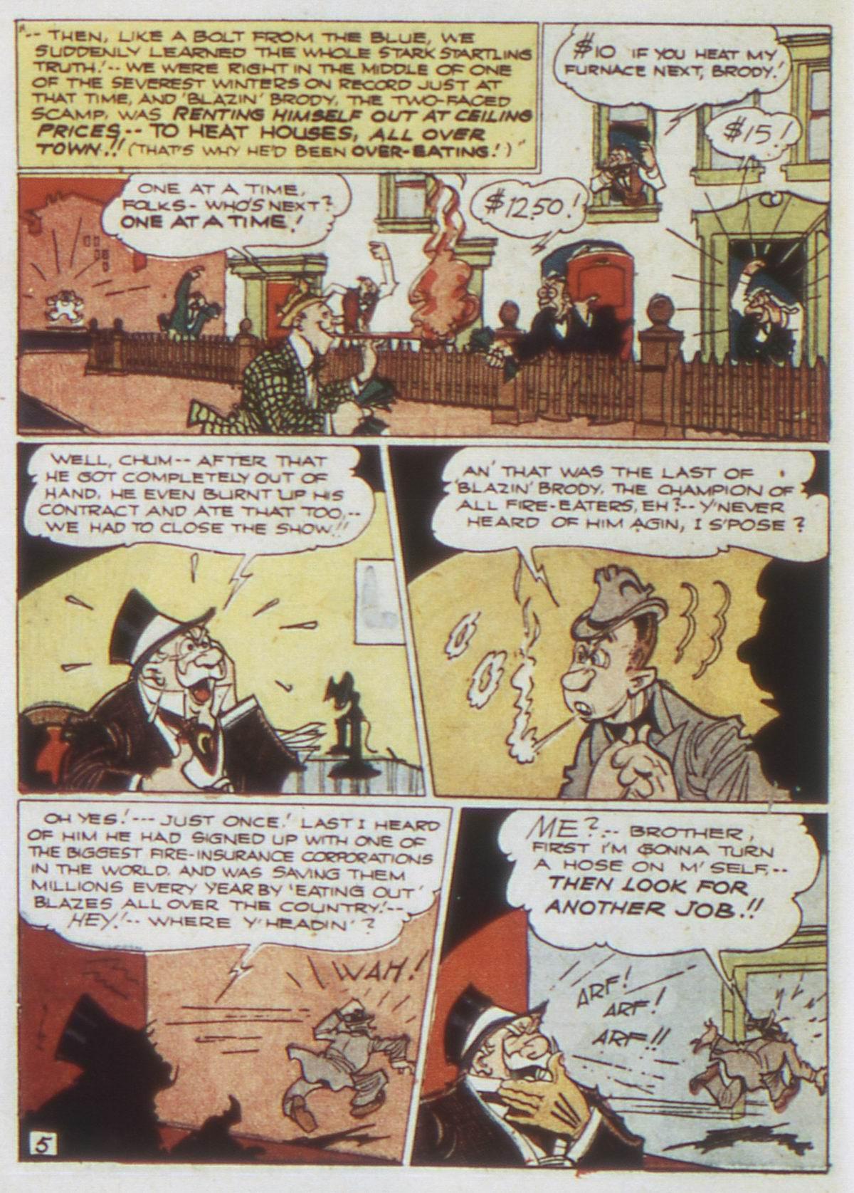 Read online Detective Comics (1937) comic -  Issue #87 - 28
