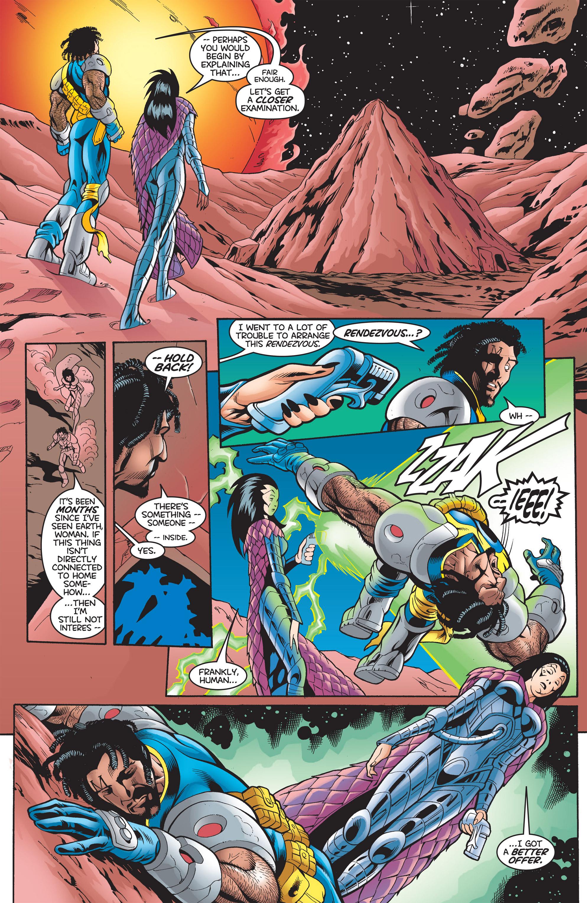 X-Men (1991) 92 Page 11