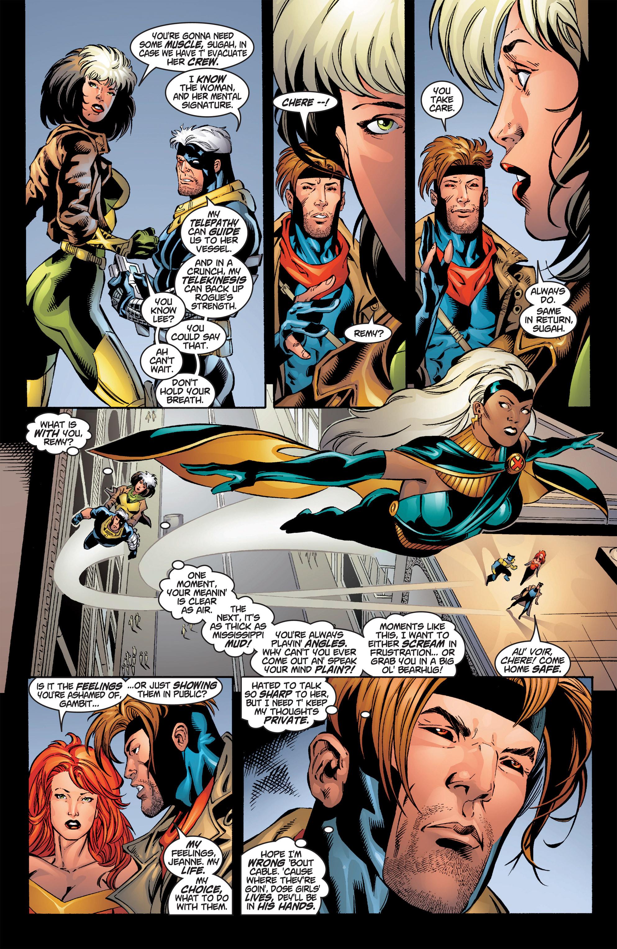 Read online Uncanny X-Men (1963) comic -  Issue #386 - 8