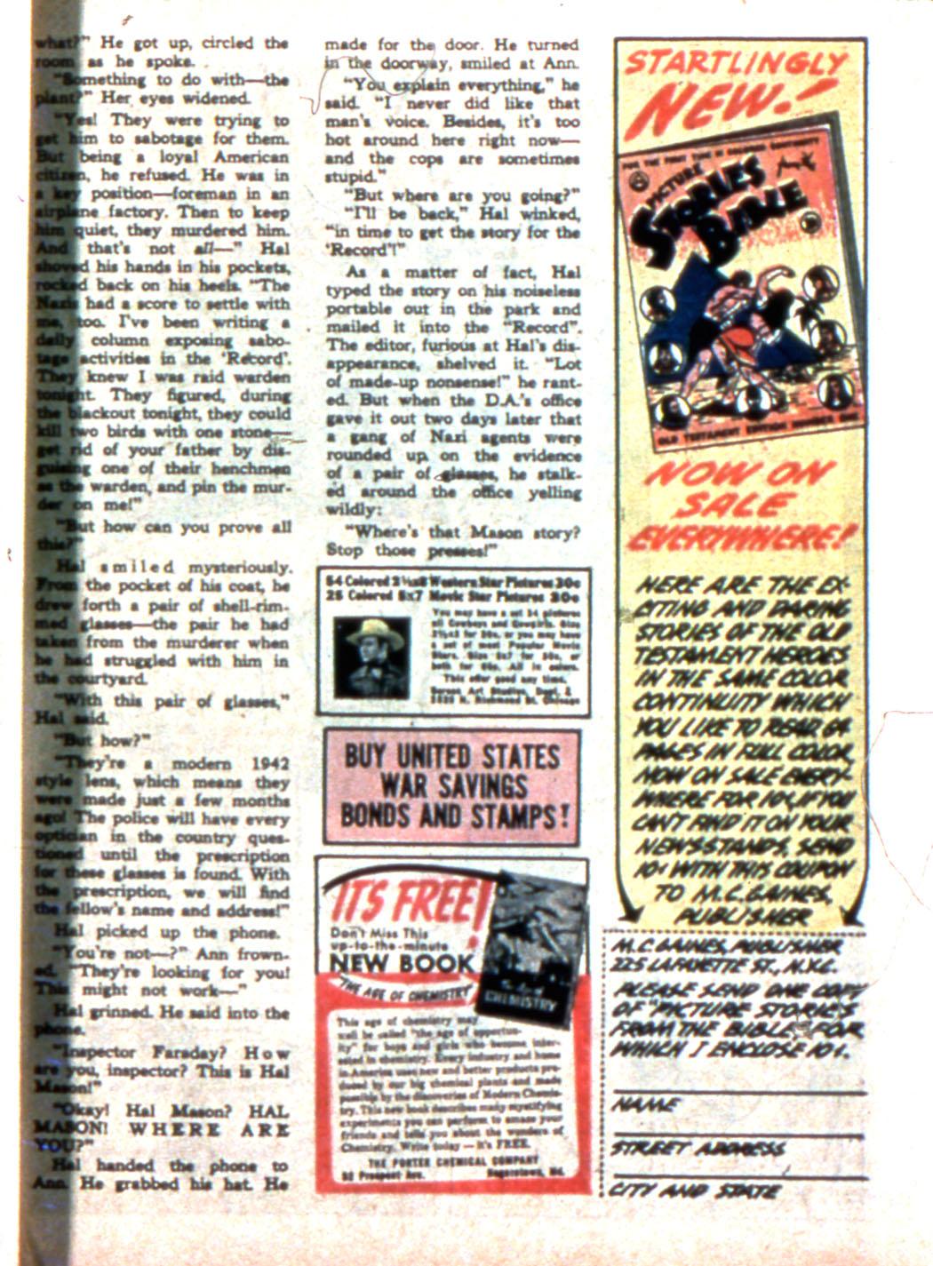 Read online Sensation (Mystery) Comics comic -  Issue #11 - 55