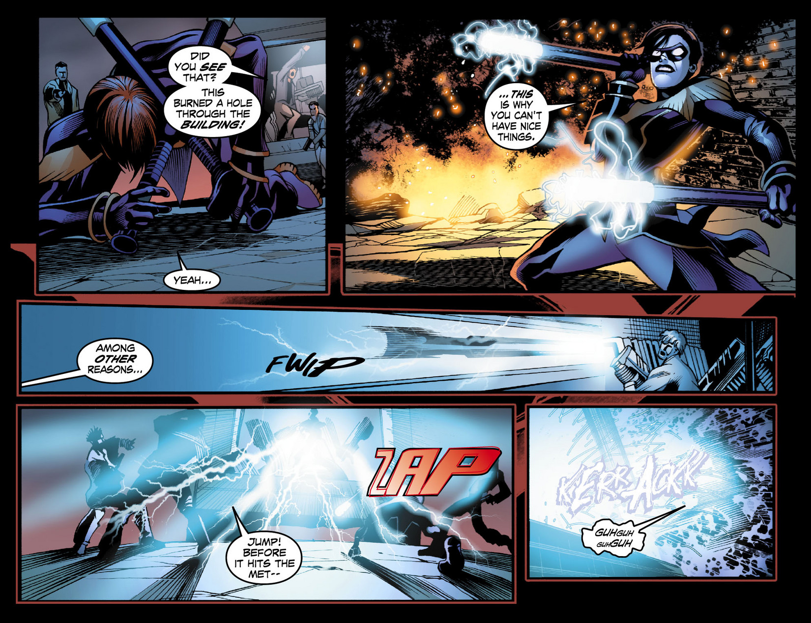 Read online Smallville: Season 11 comic -  Issue #13 - 14