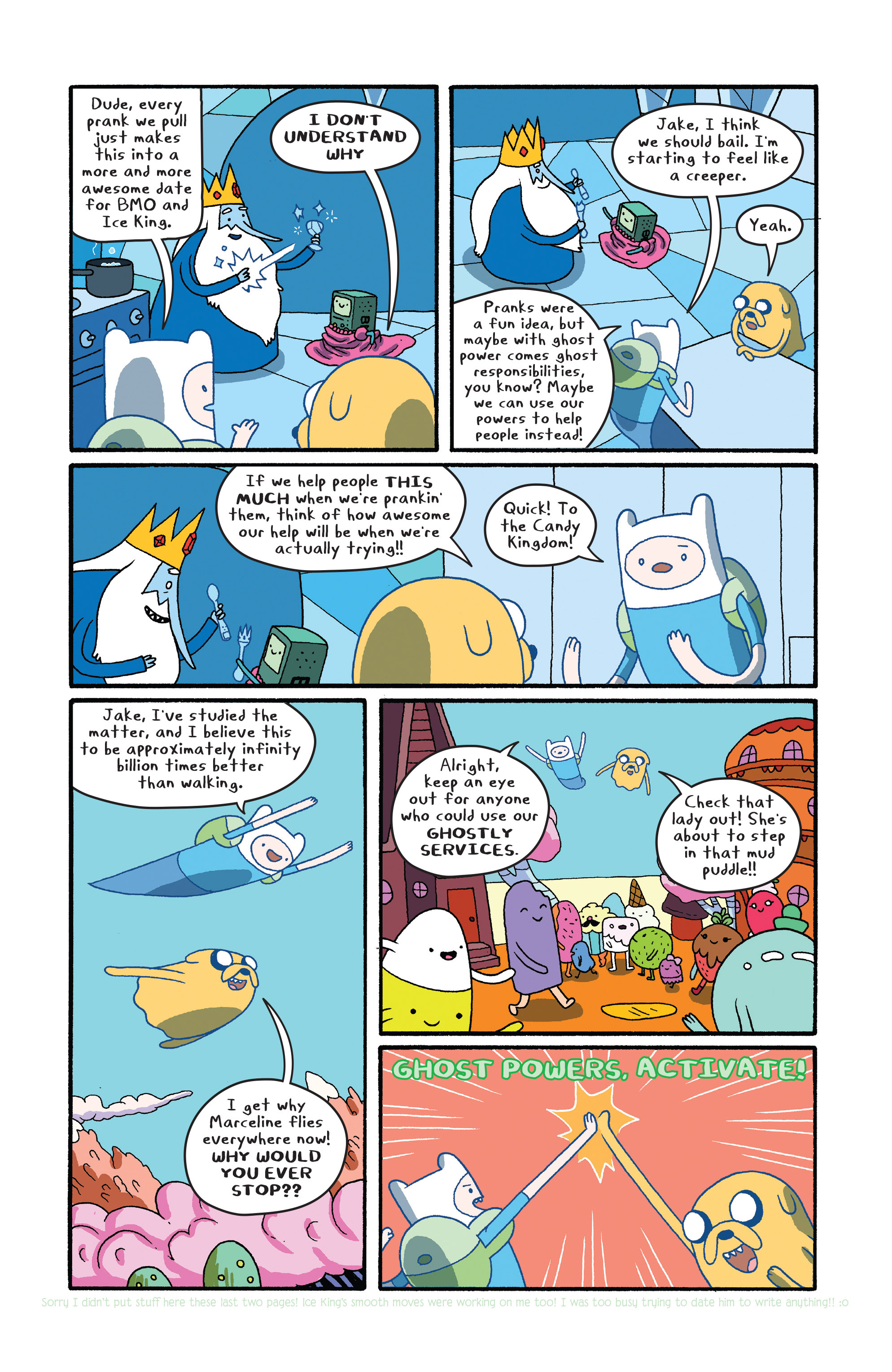 Read online Adventure Time comic -  Issue #Adventure Time _TPB 6 - 58