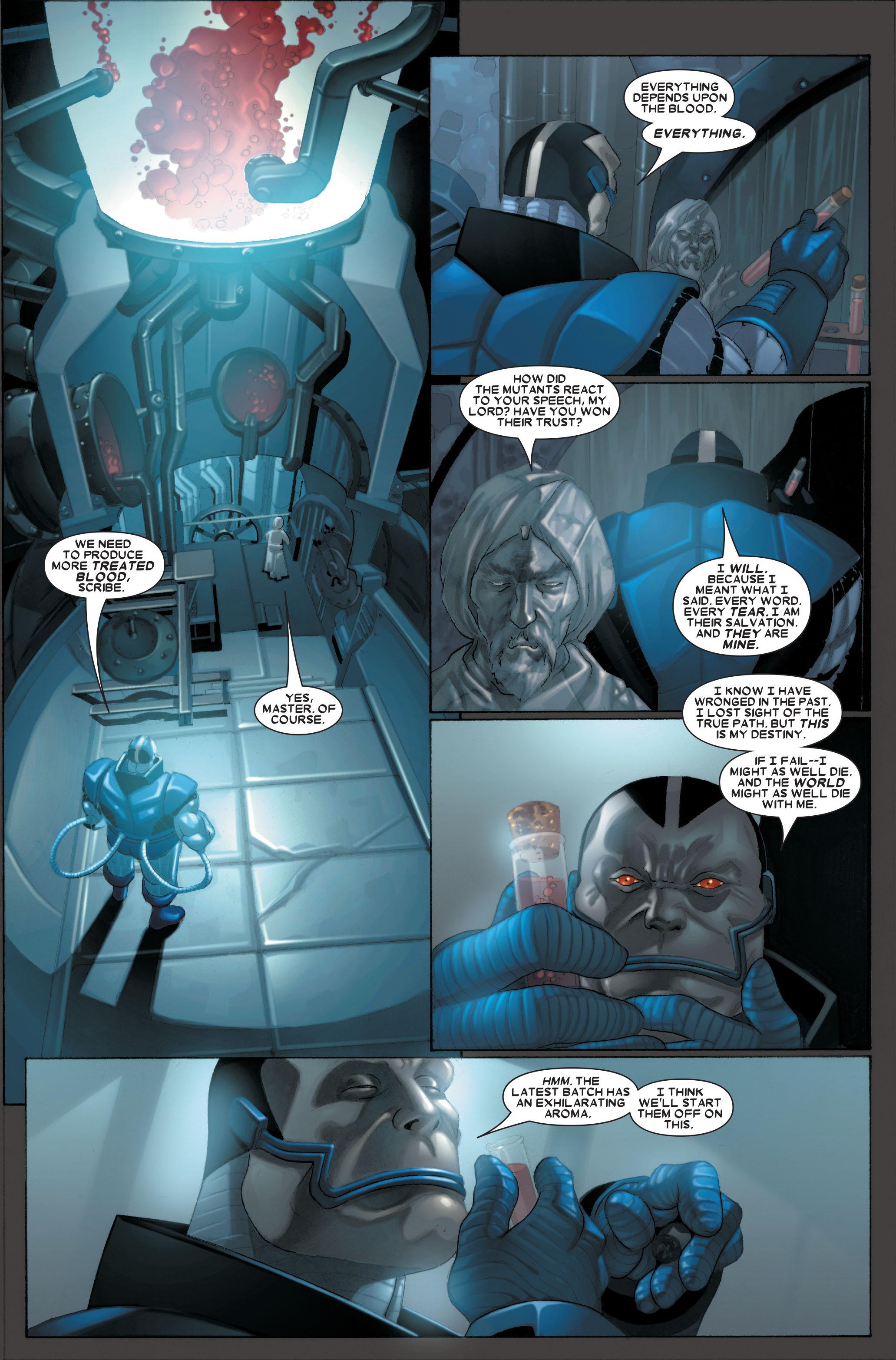 X-Men (1991) 183 Page 9