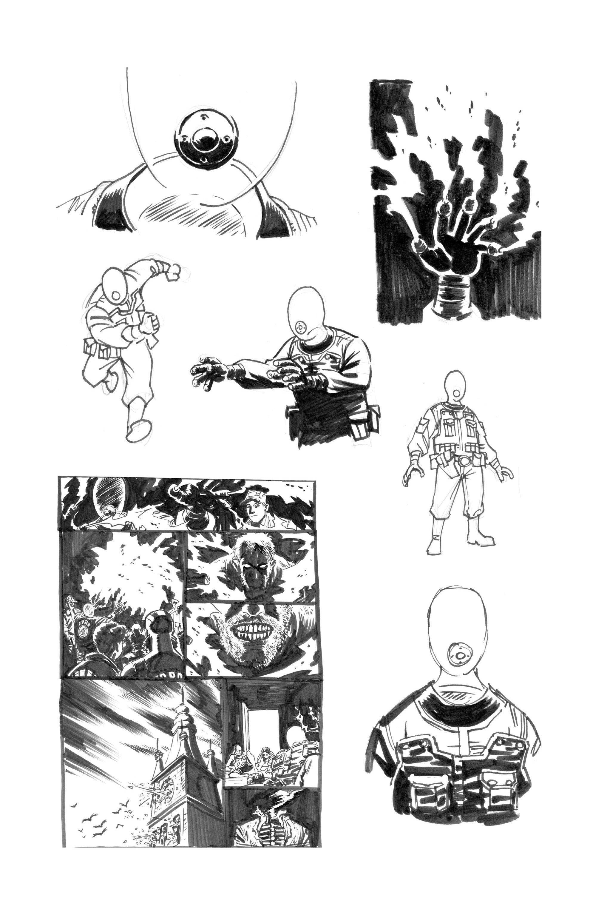 Read online B.P.R.D. (2003) comic -  Issue # TPB 2 - 127