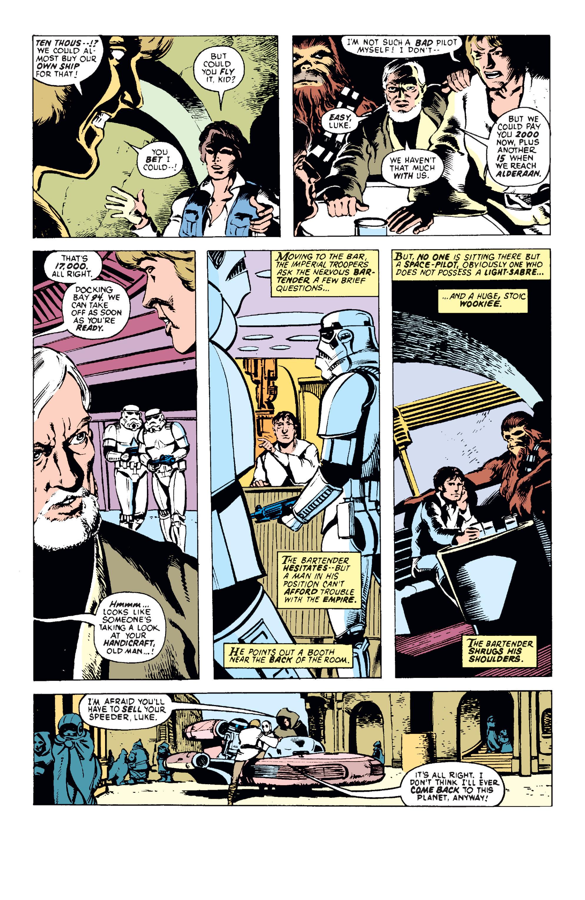 Read online Star Wars Omnibus comic -  Issue # Vol. 13 - 34