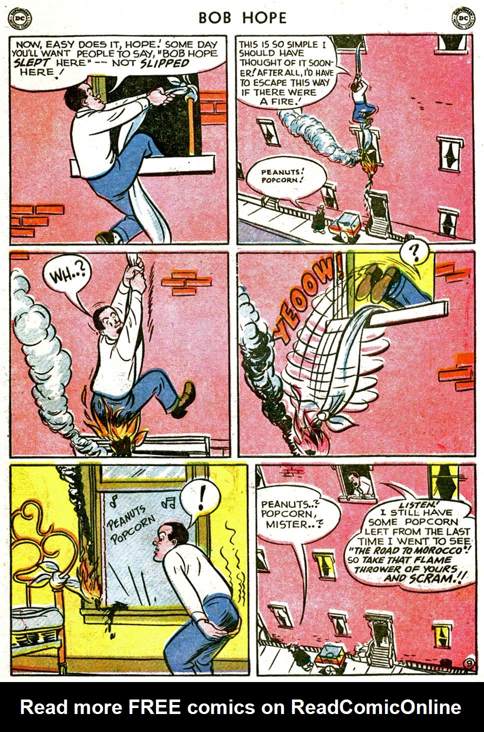 The Adventures of Bob Hope issue 1 - Page 45