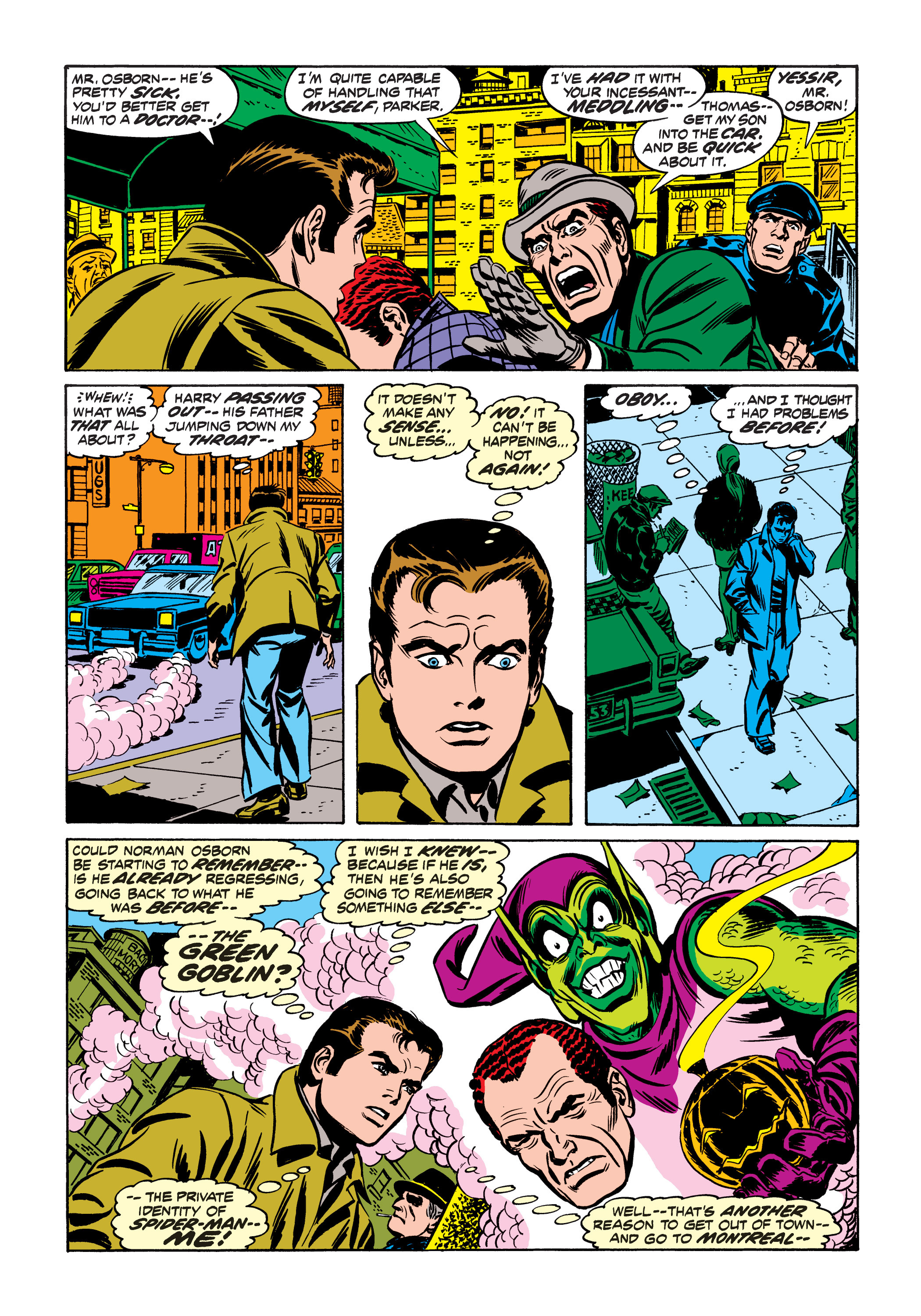 The Amazing Spider-Man (1963) 119 Page 6