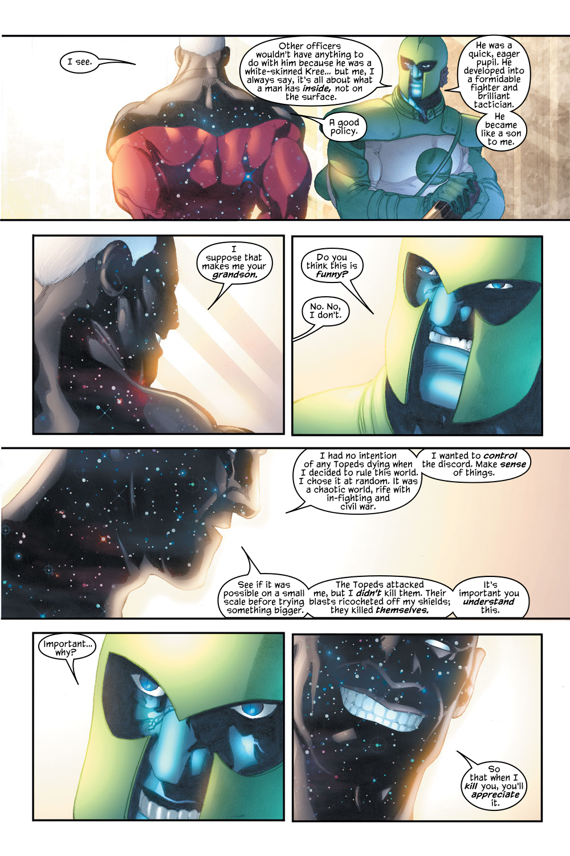 Captain Marvel (2002) Issue #3 #3 - English 21