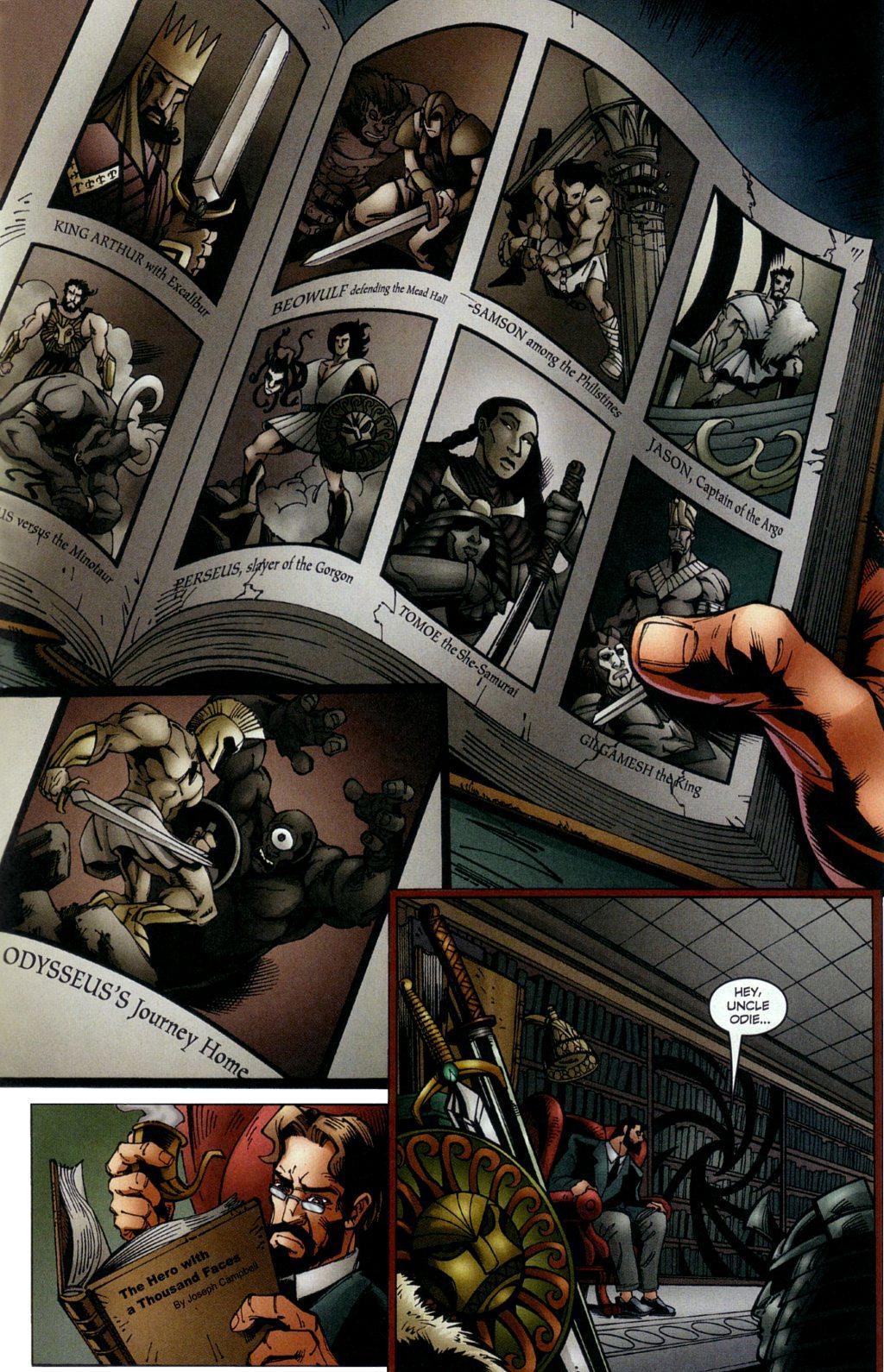 Read online Jezebelle comic -  Issue #3 - 20