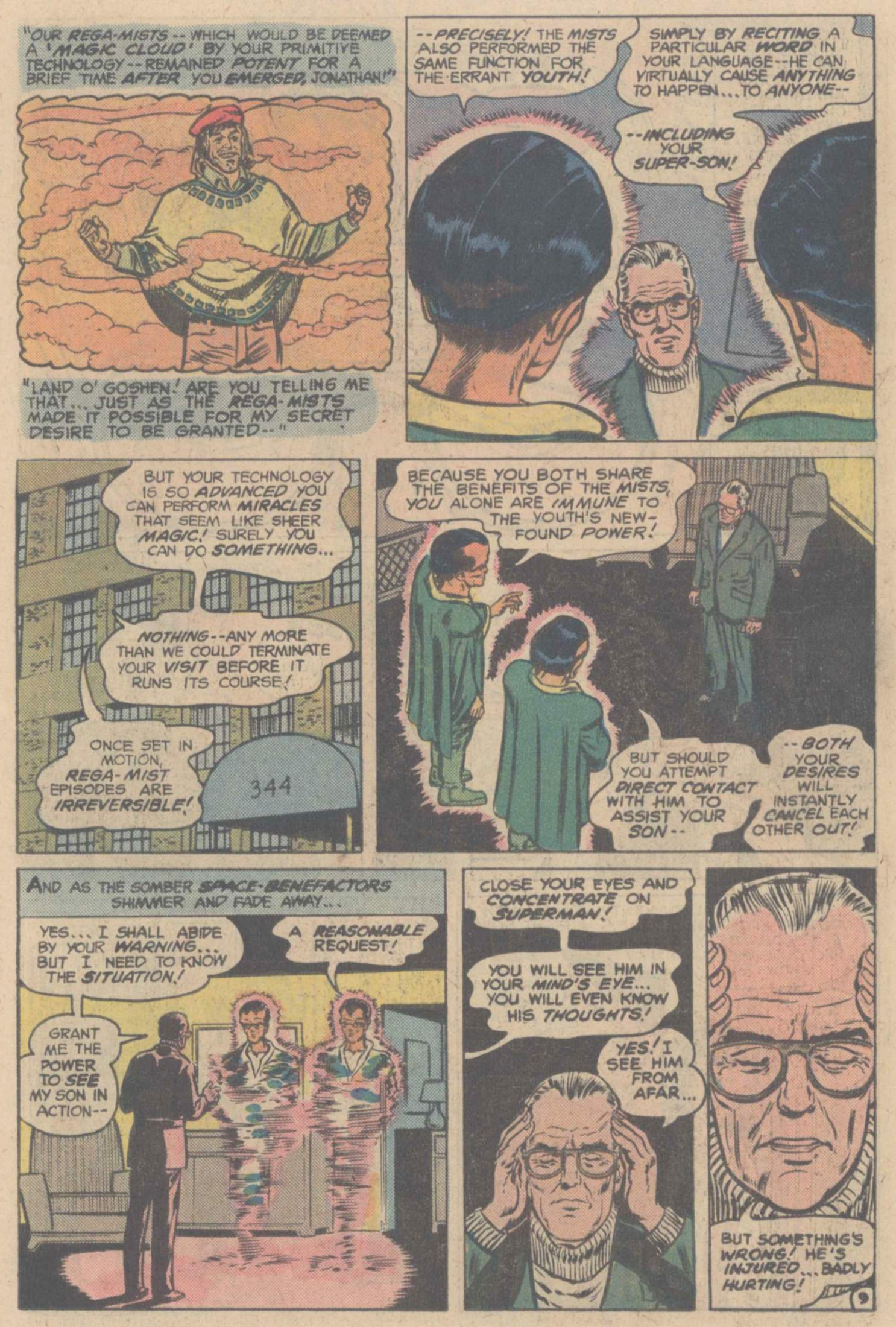 Read online Action Comics (1938) comic -  Issue #508 - 15