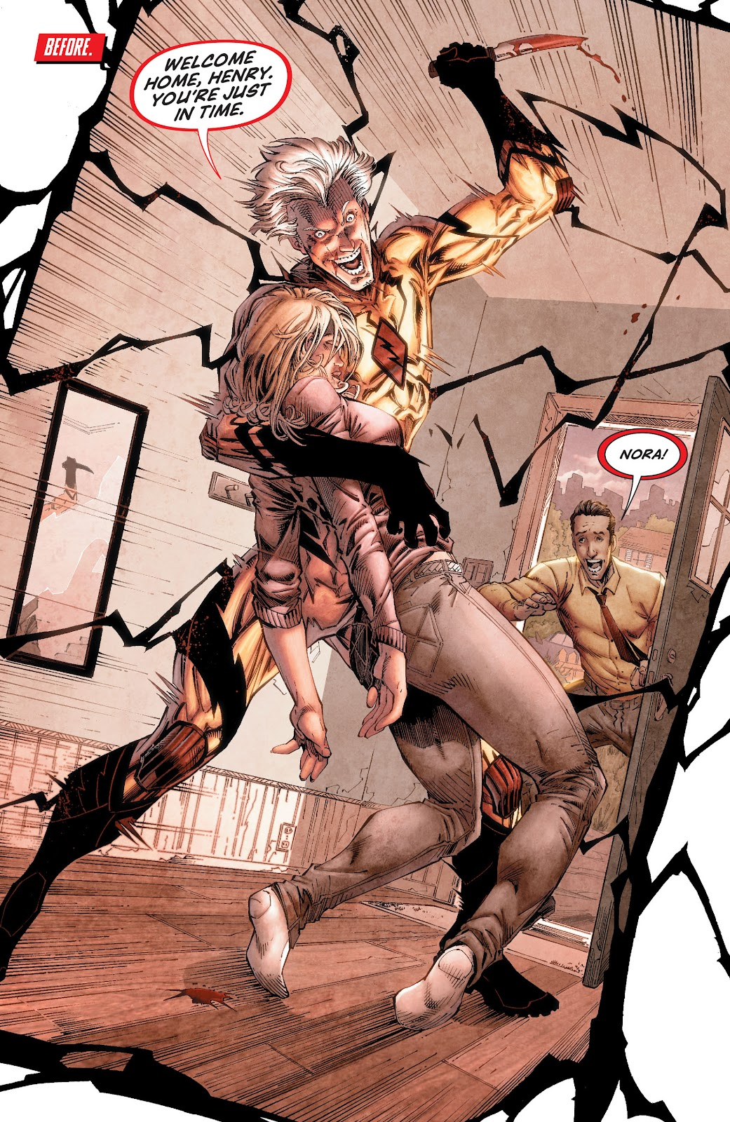 Read online The Flash (2011) comic -  Issue # _TPB 8 (Part 2) - 87