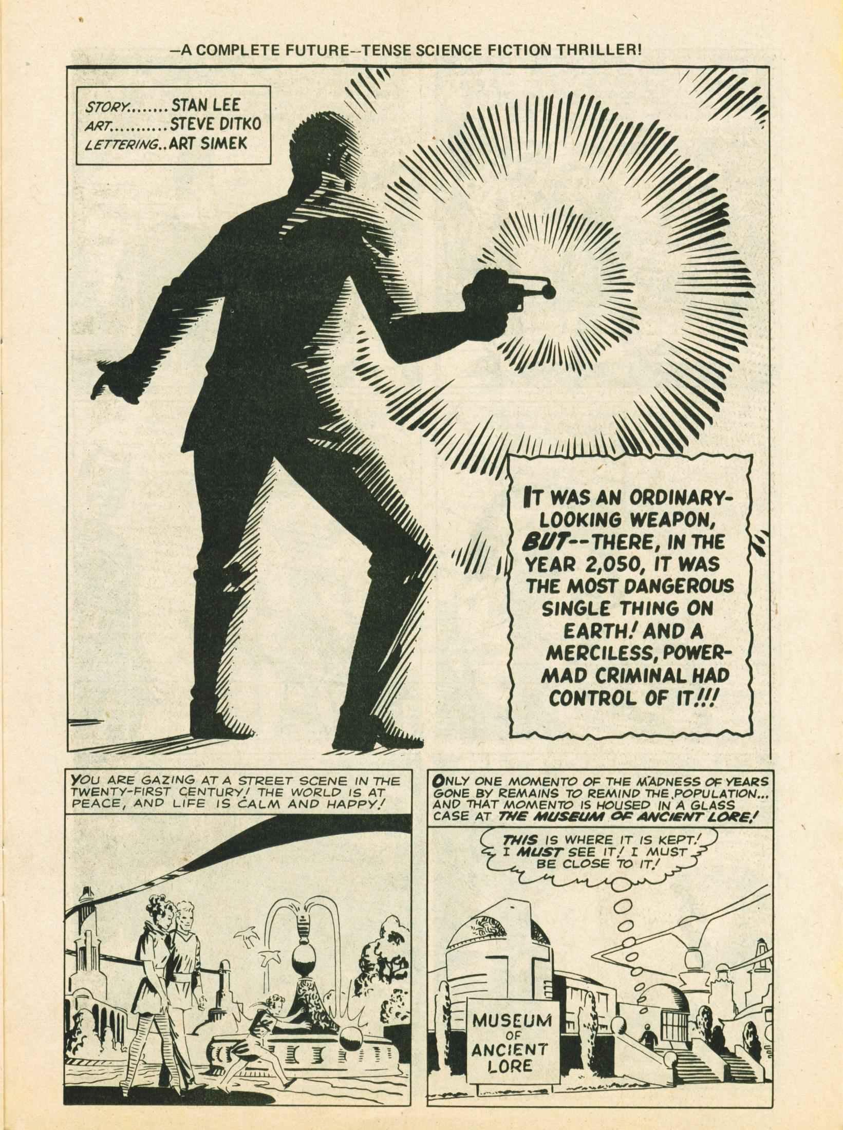 Read online Future Tense comic -  Issue #17 - 23