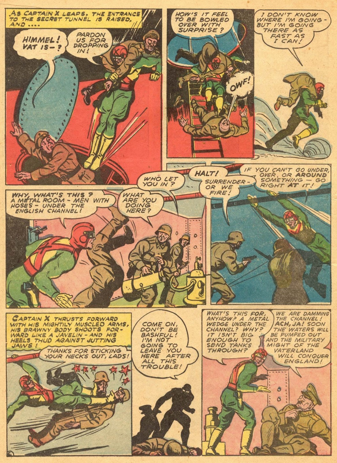 Star Spangled Comics (1941) issue 1 - Page 28