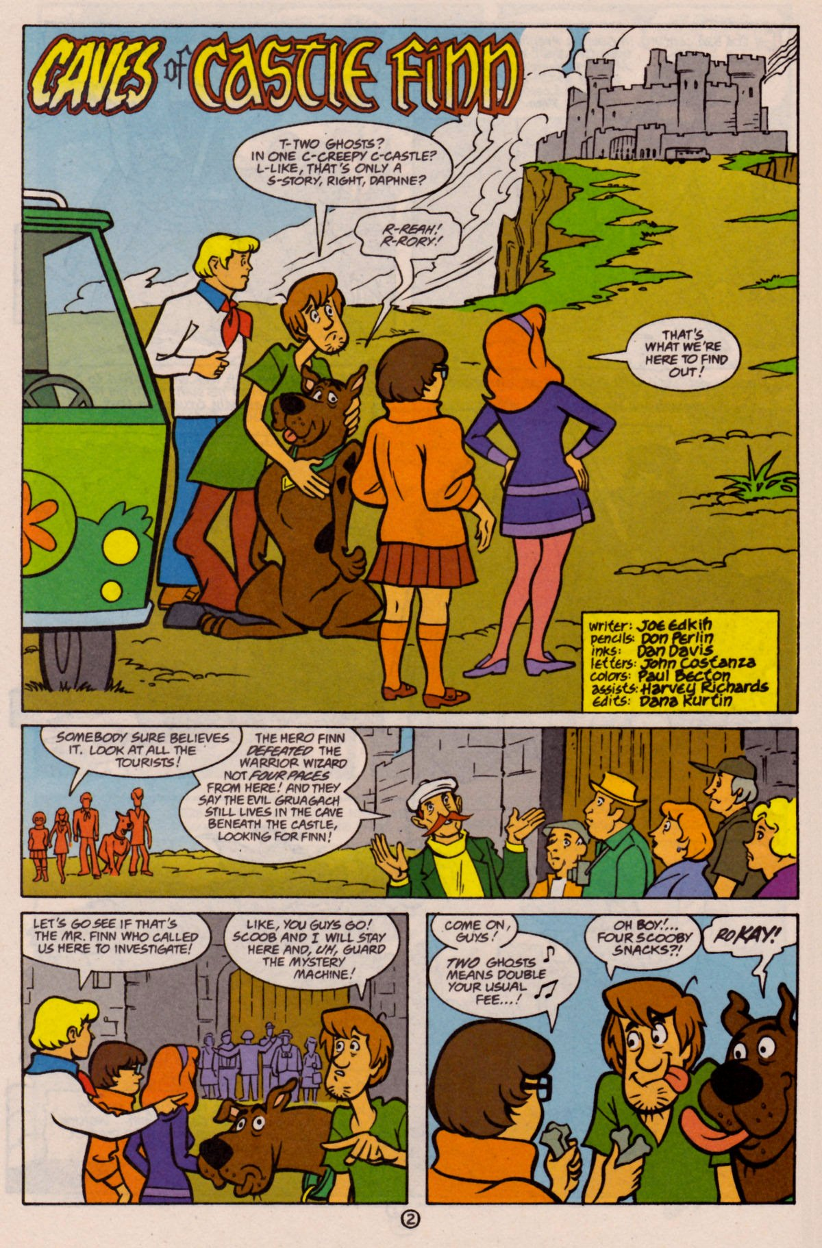 Read online Scooby-Doo (1997) comic -  Issue #25 - 13