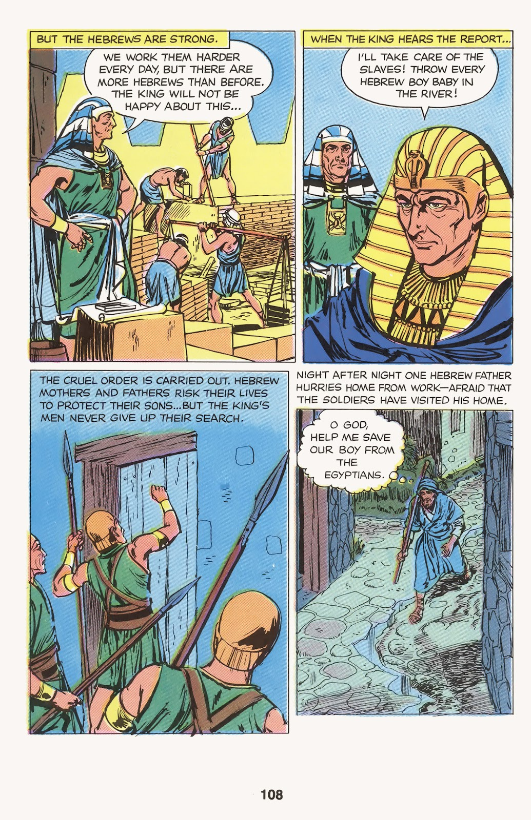 The Picture Bible issue TPB (Part 2) - Page 11