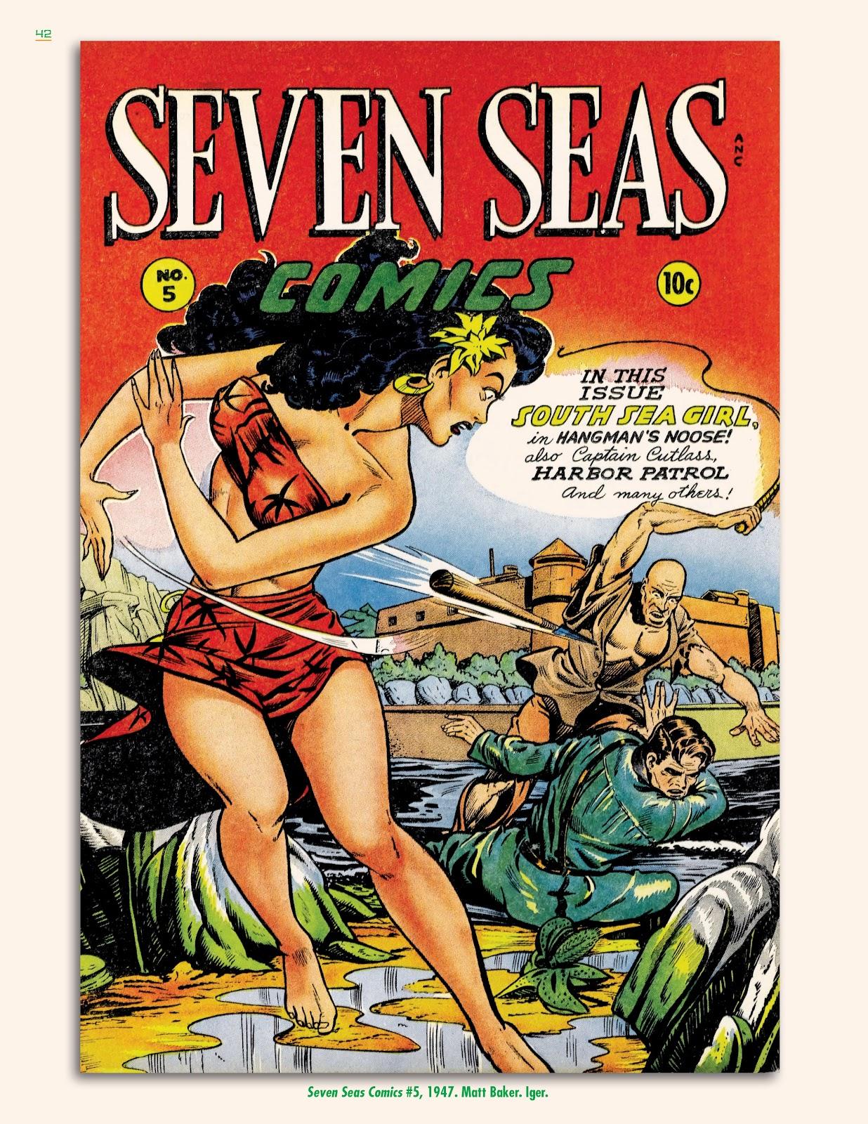 Read online Jungle Girls comic -  Issue # TPB (Part 1) - 43