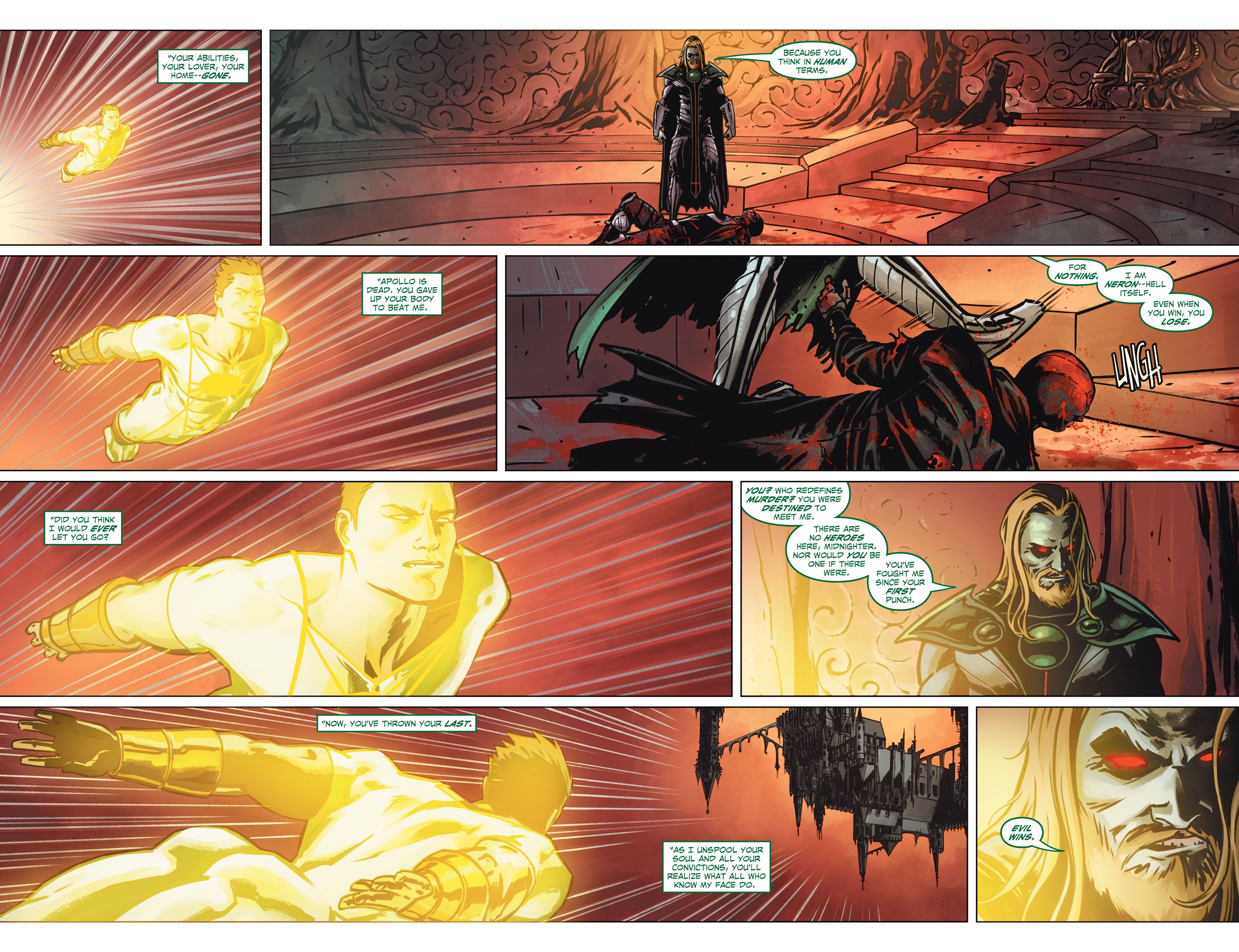 Midnighter and Apollo #_TPB #7 - English 121