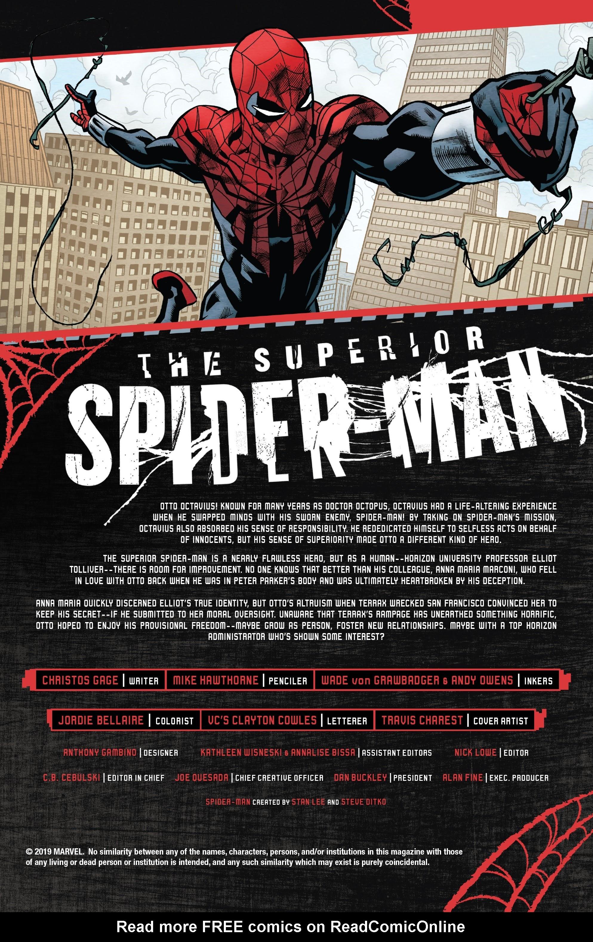 Superior Spider-Man (2019) issue 5 - Page 2