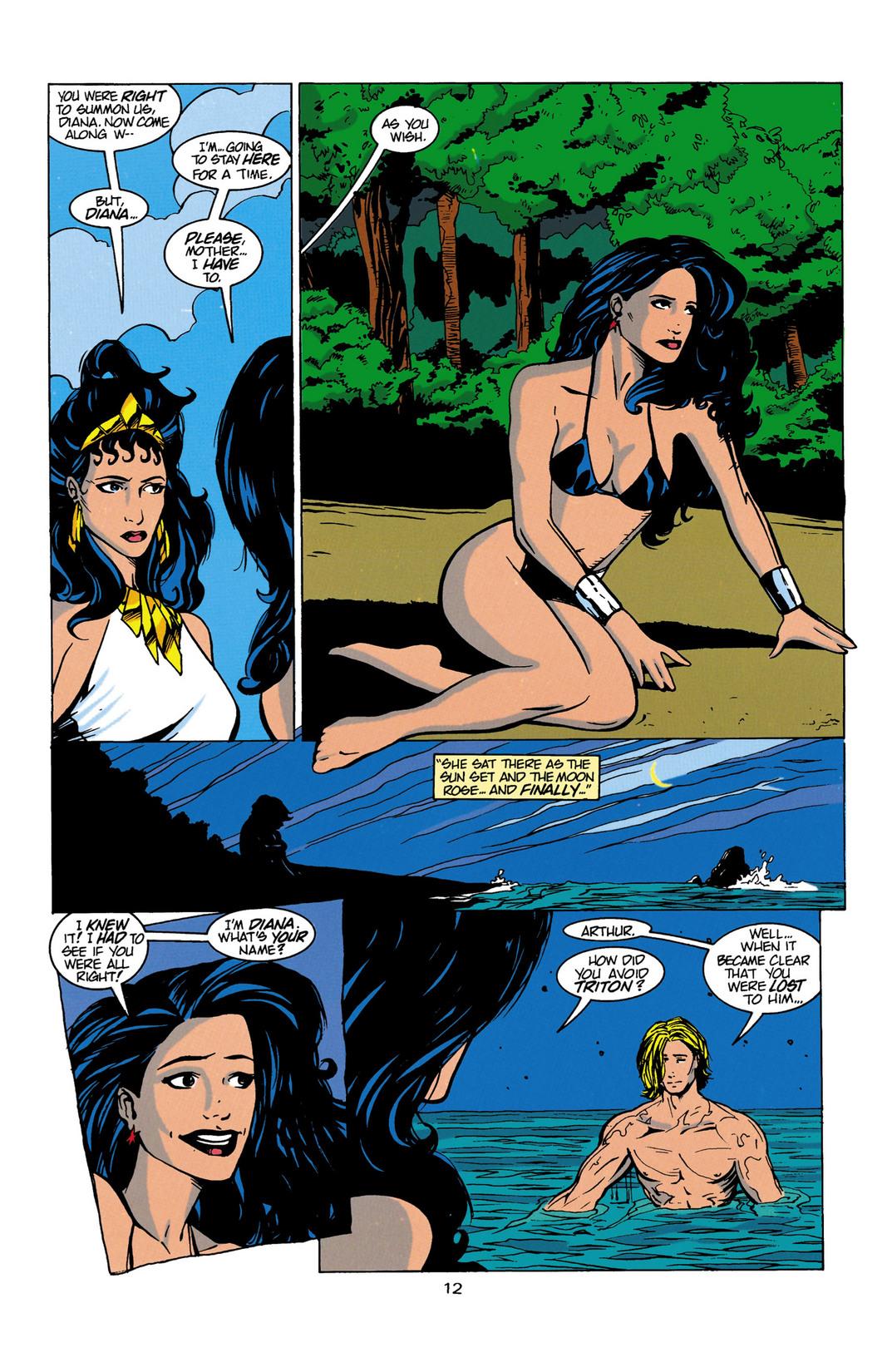 Read online Aquaman (1994) comic -  Issue #Aquaman (1994) _Annual 1 - 13
