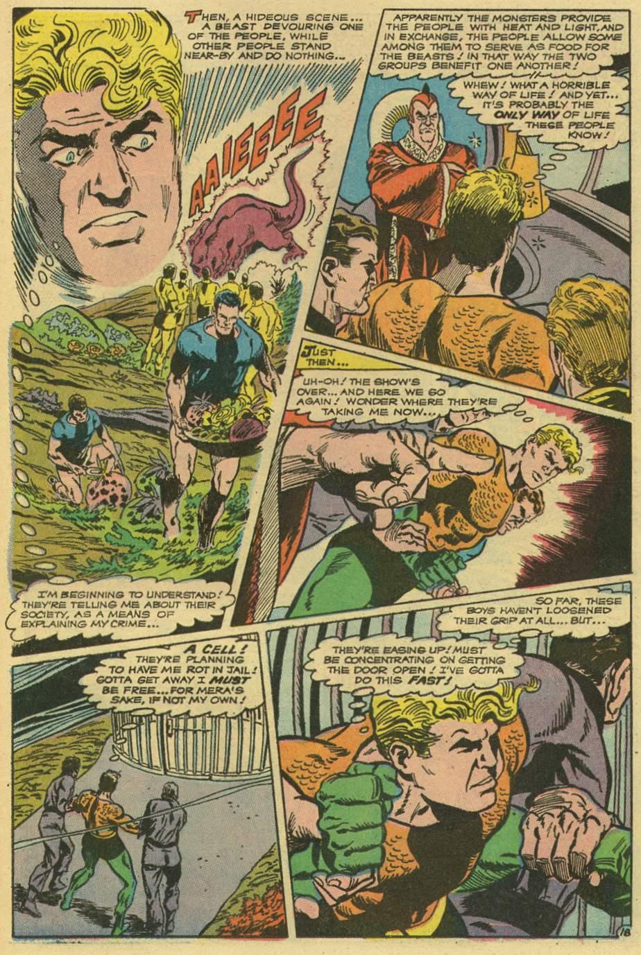Read online Adventure Comics (1938) comic -  Issue #492 - 29
