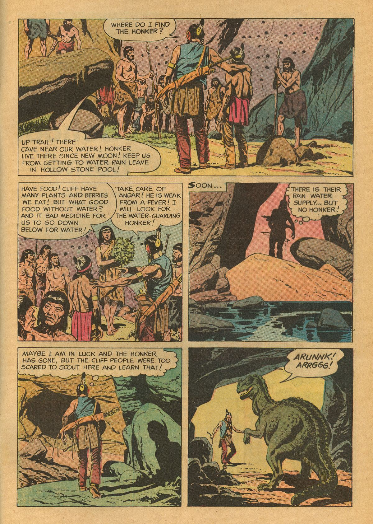 Read online Turok, Son of Stone comic -  Issue #75 - 28