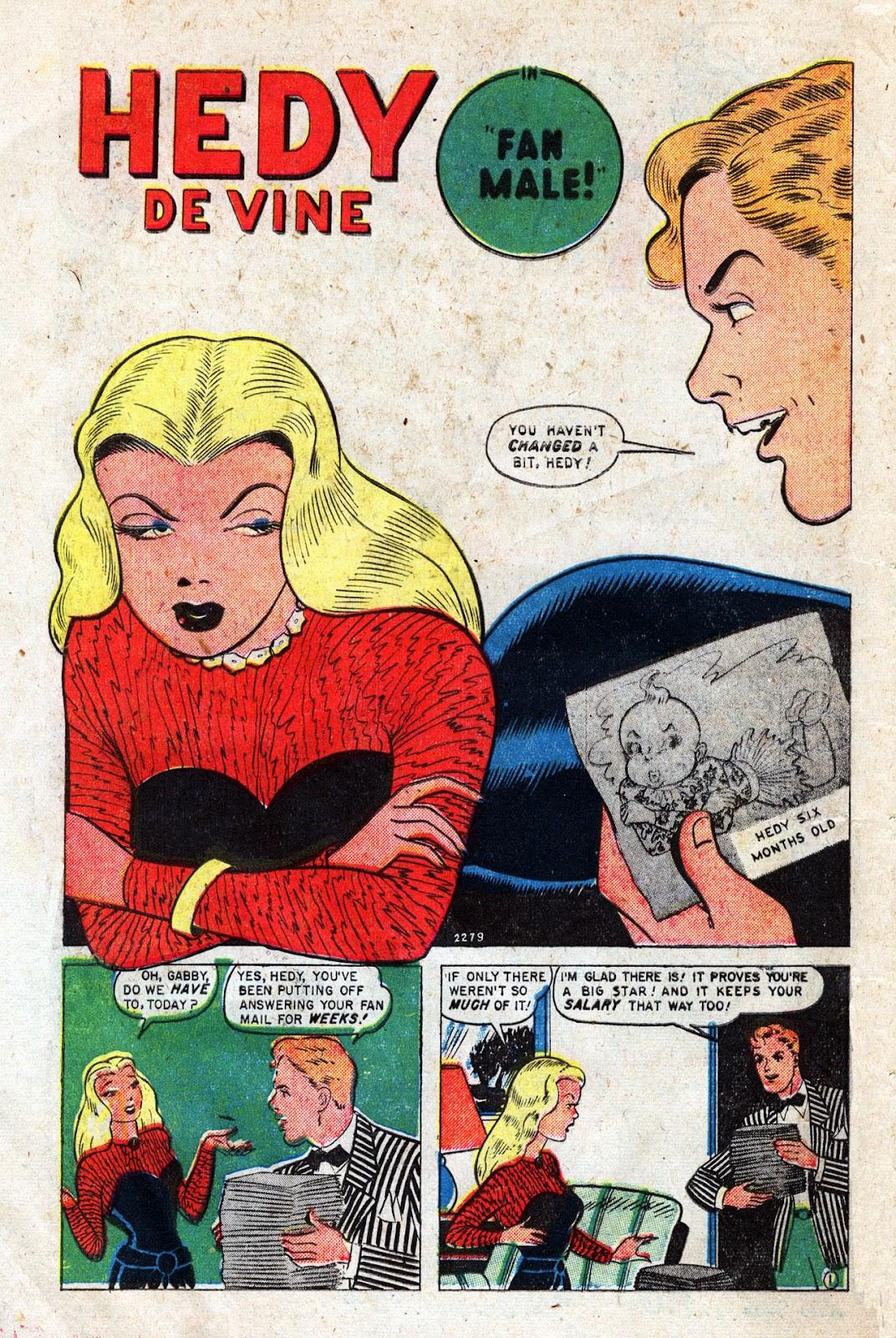 Read online Joker Comics comic -  Issue #33 - 10