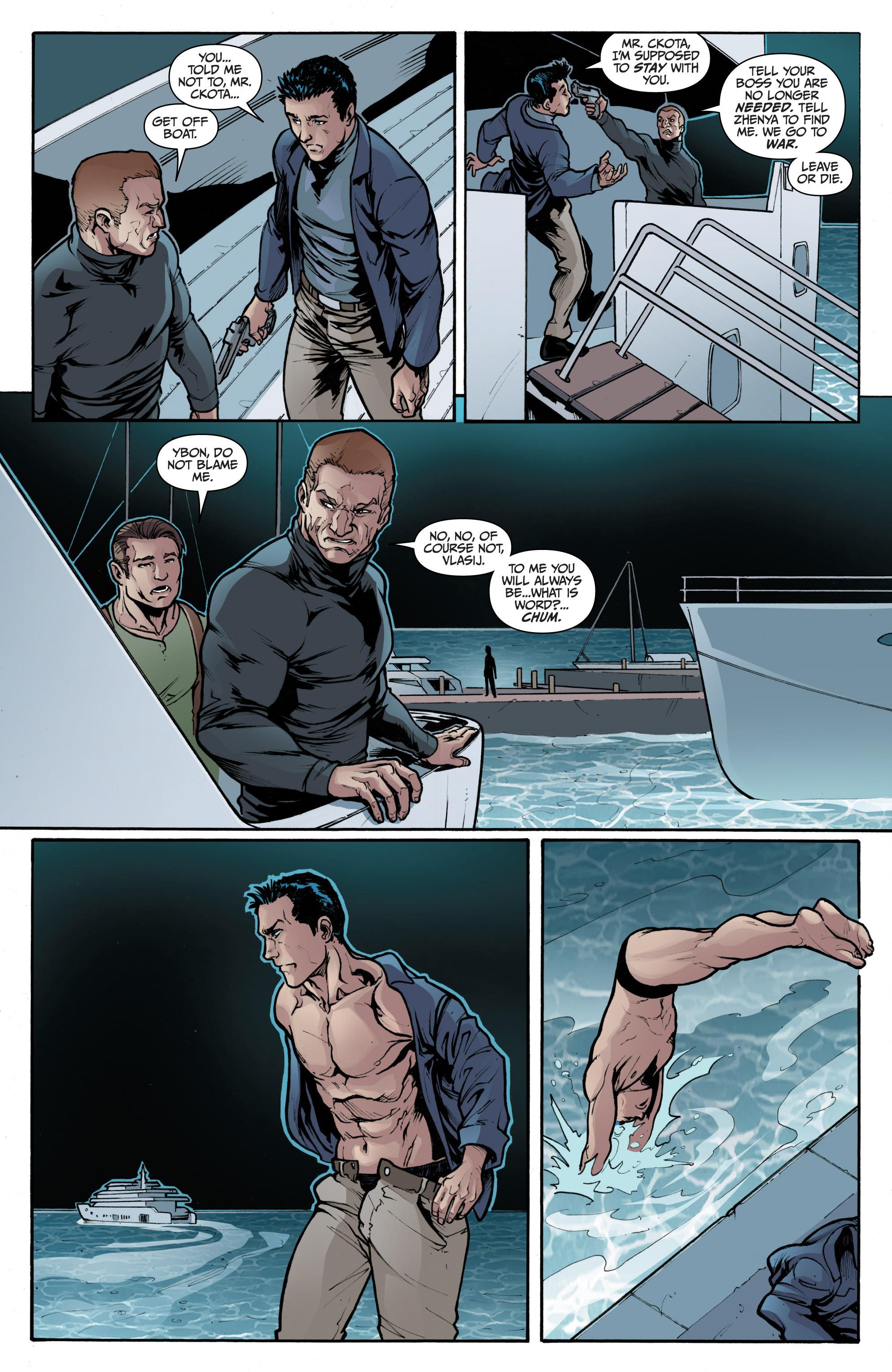 Read online 3 Guns comic -  Issue #2 - 22