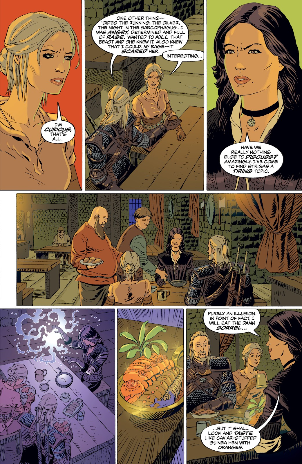 Read online The Witcher Omnibus comic -  Issue # TPB (Part 4) - 67