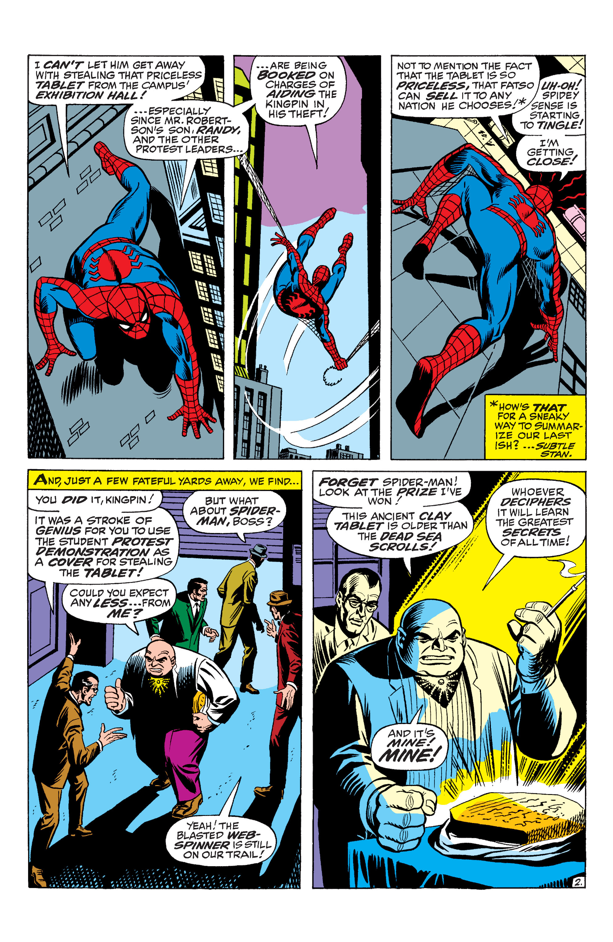 The Amazing Spider-Man (1963) 69 Page 2