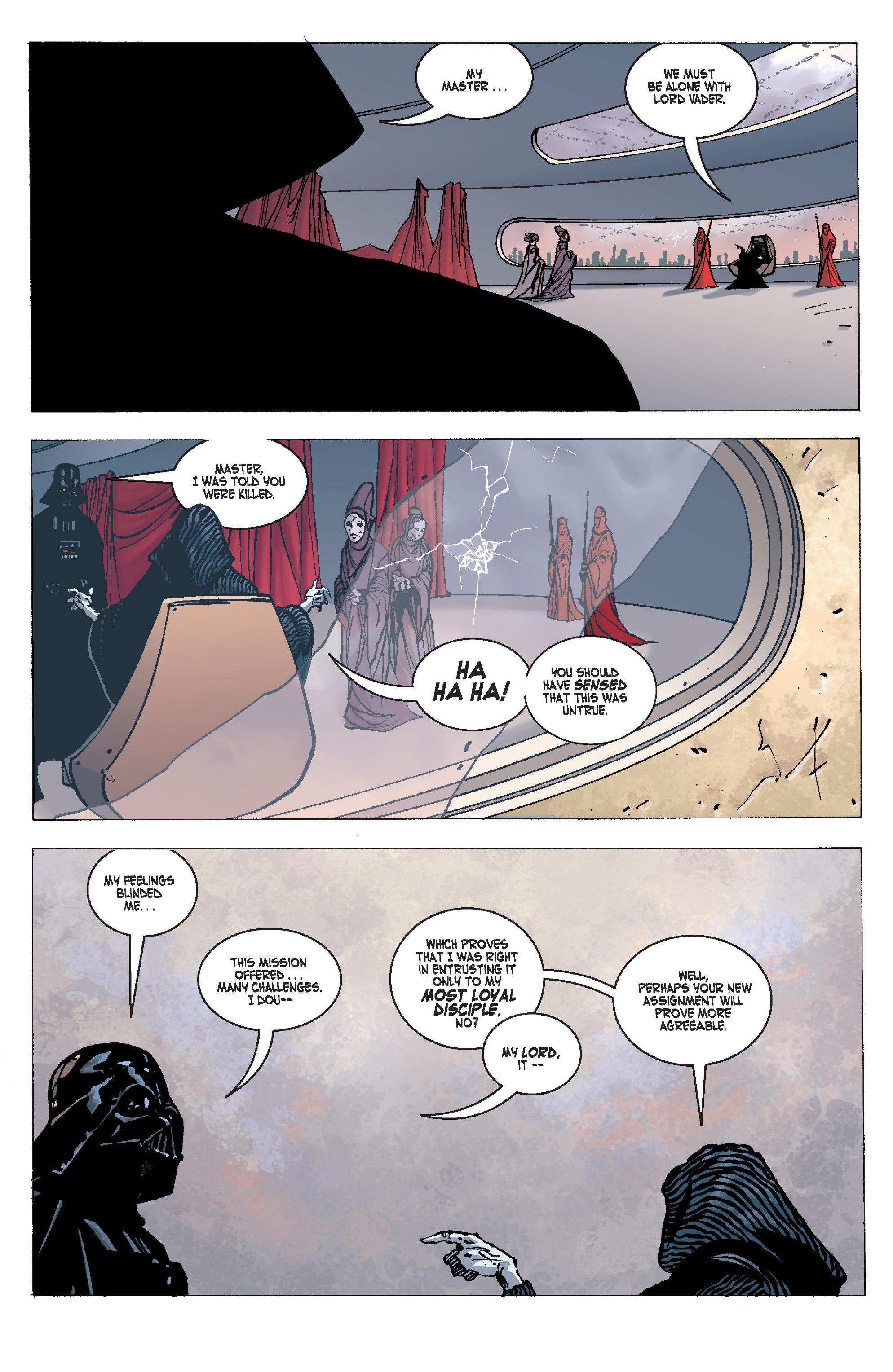 Read online Star Wars Omnibus comic -  Issue # Vol. 17 - 95