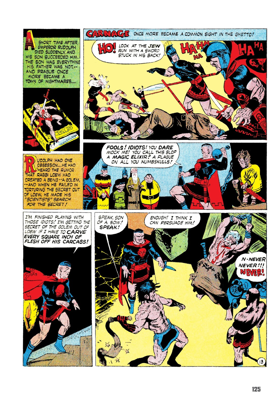 Read online The Joe Kubert Archives comic -  Issue # TPB (Part 2) - 36
