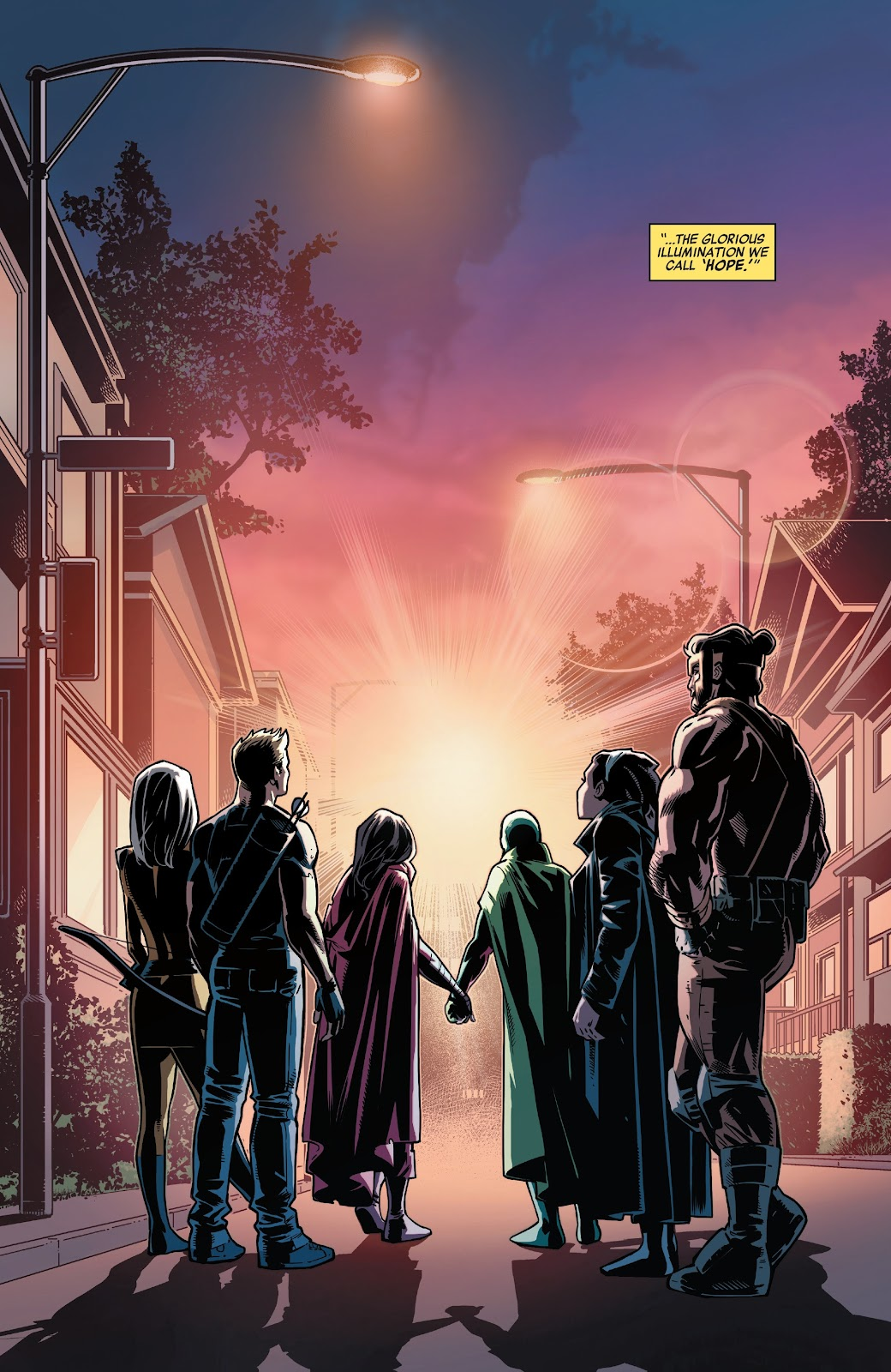 Read online Avengers No Road Home comic -  Issue #10 - 20