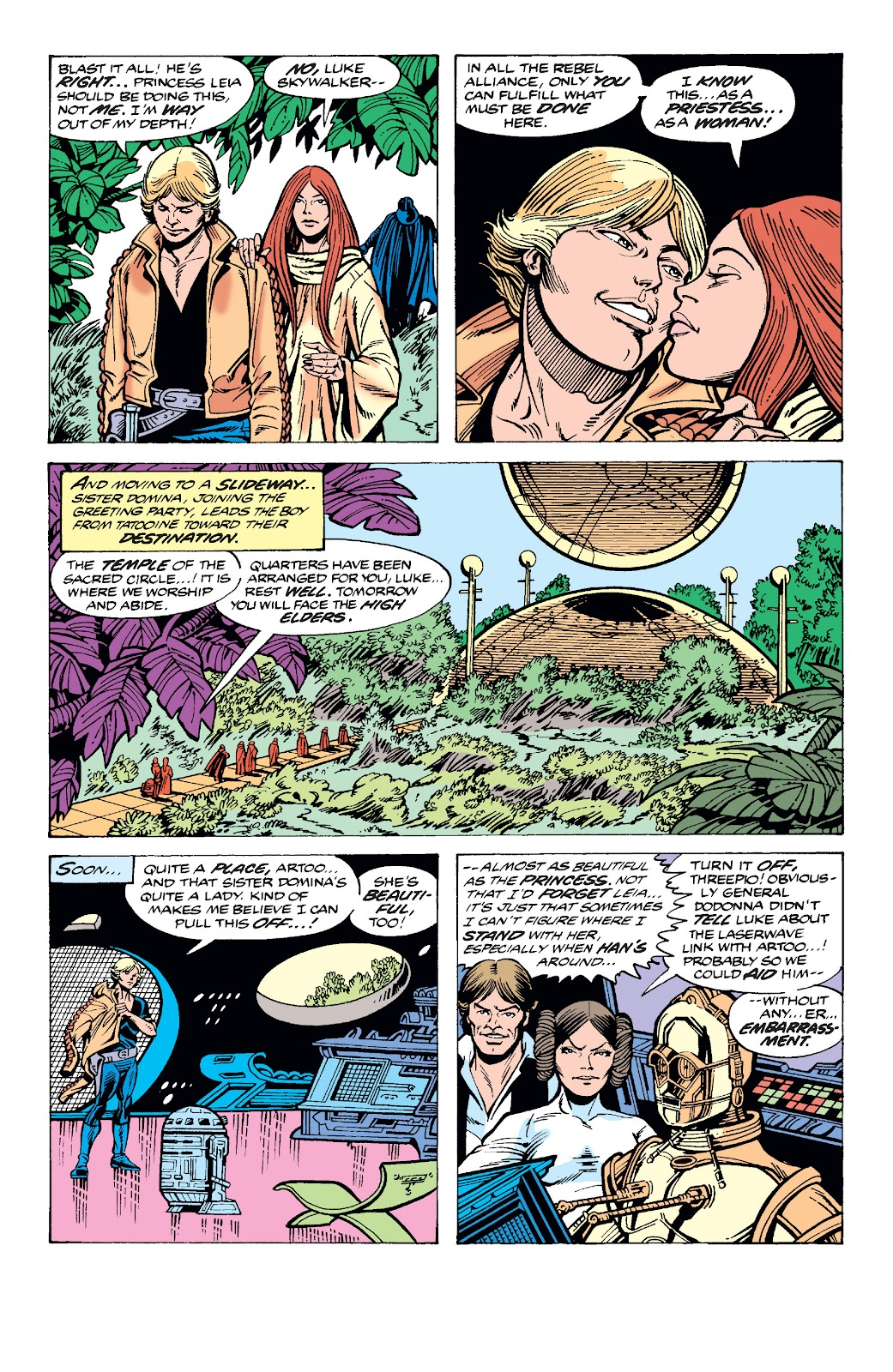 Read online Star Wars Legends: The Original Marvel Years - Epic Collection comic -  Issue # TPB 2 (Part 3) - 55