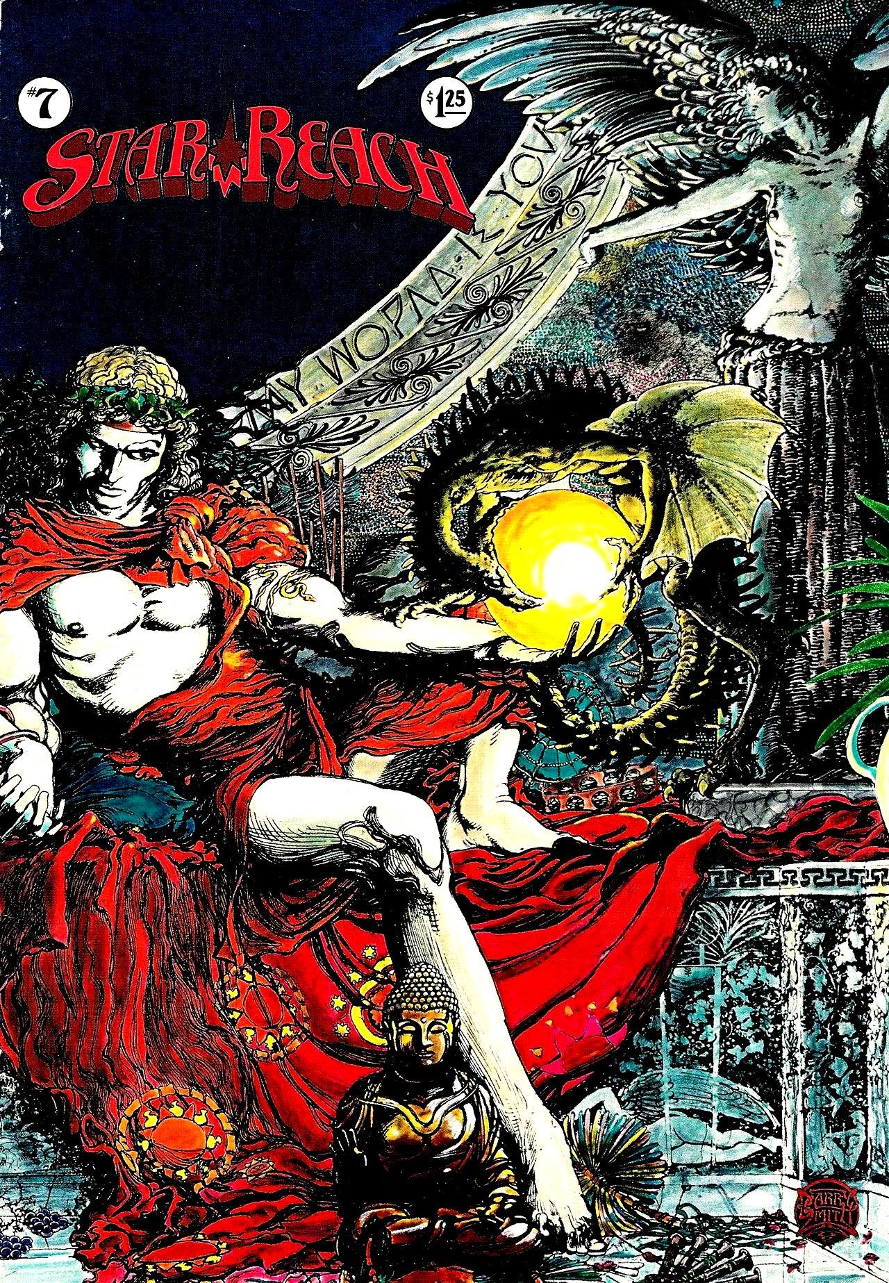Read online Star*Reach comic -  Issue #7 - 2