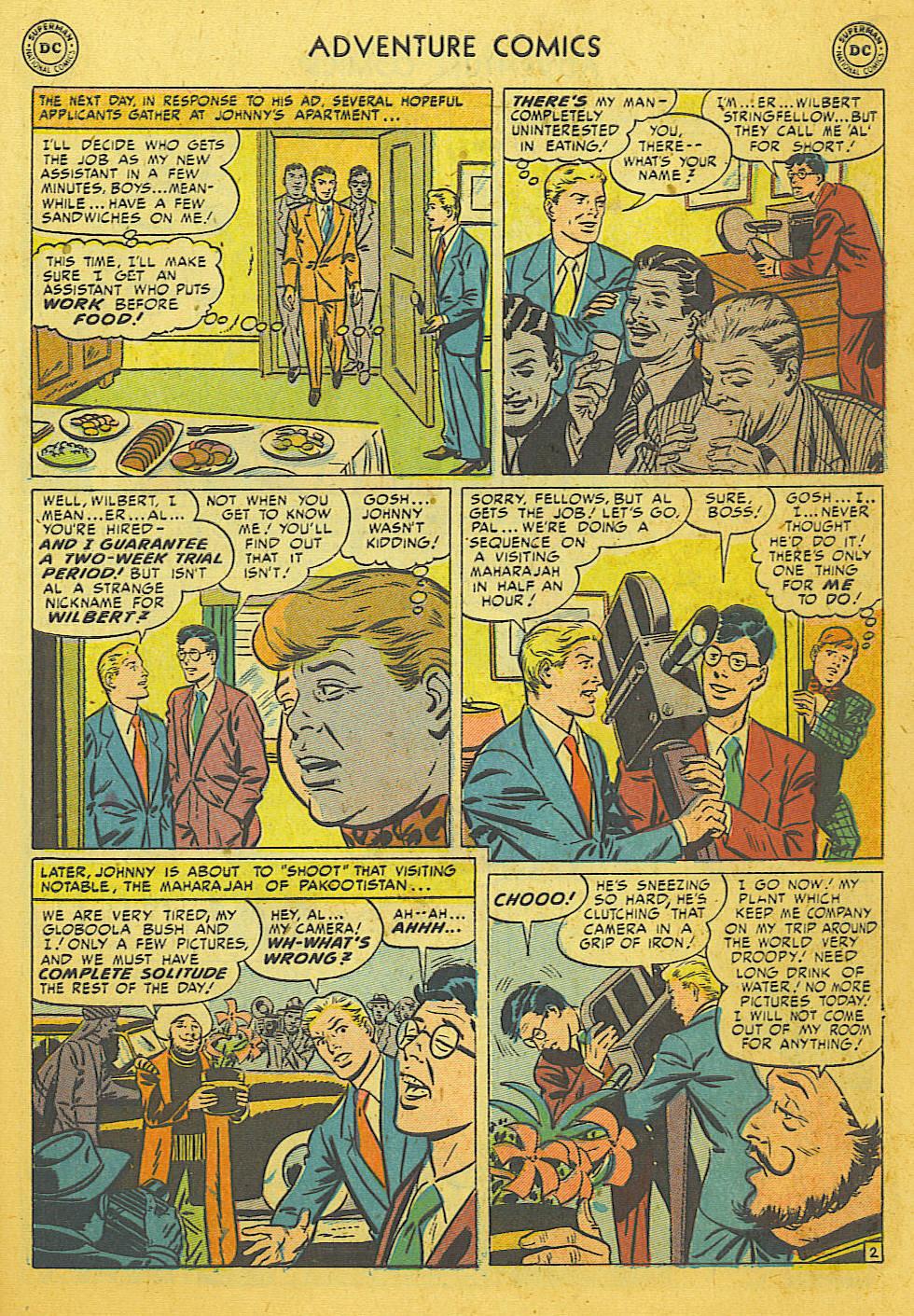 Read online Adventure Comics (1938) comic -  Issue #169 - 25