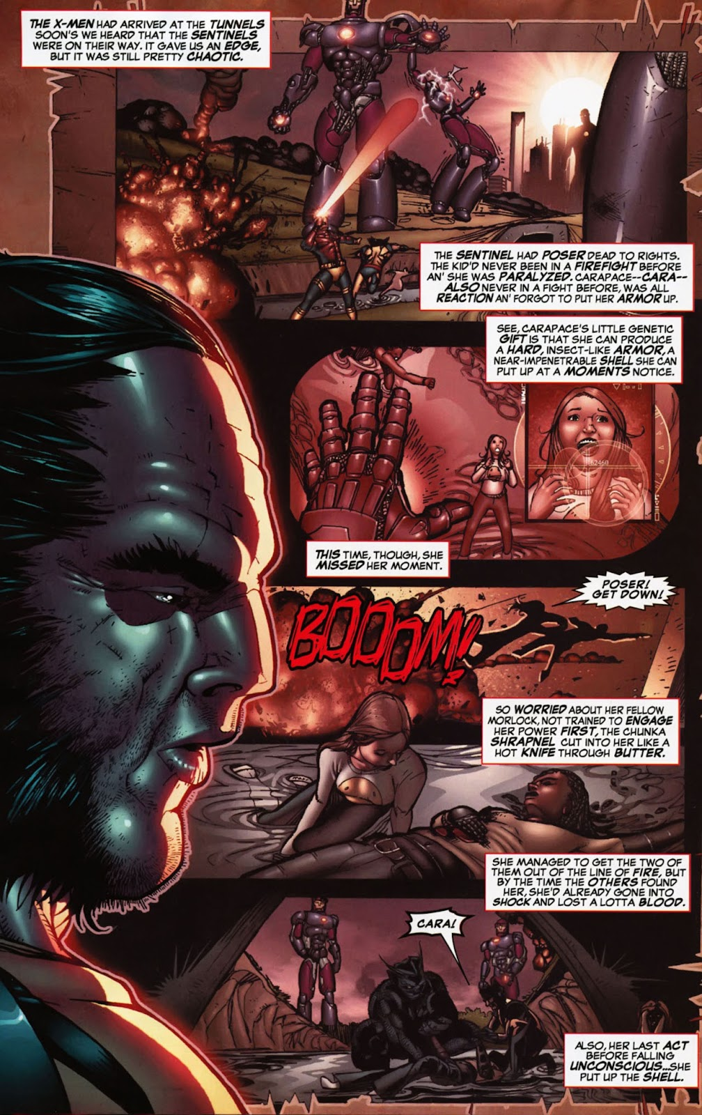 Read online Wolverine (2003) comic -  Issue #900 - 41