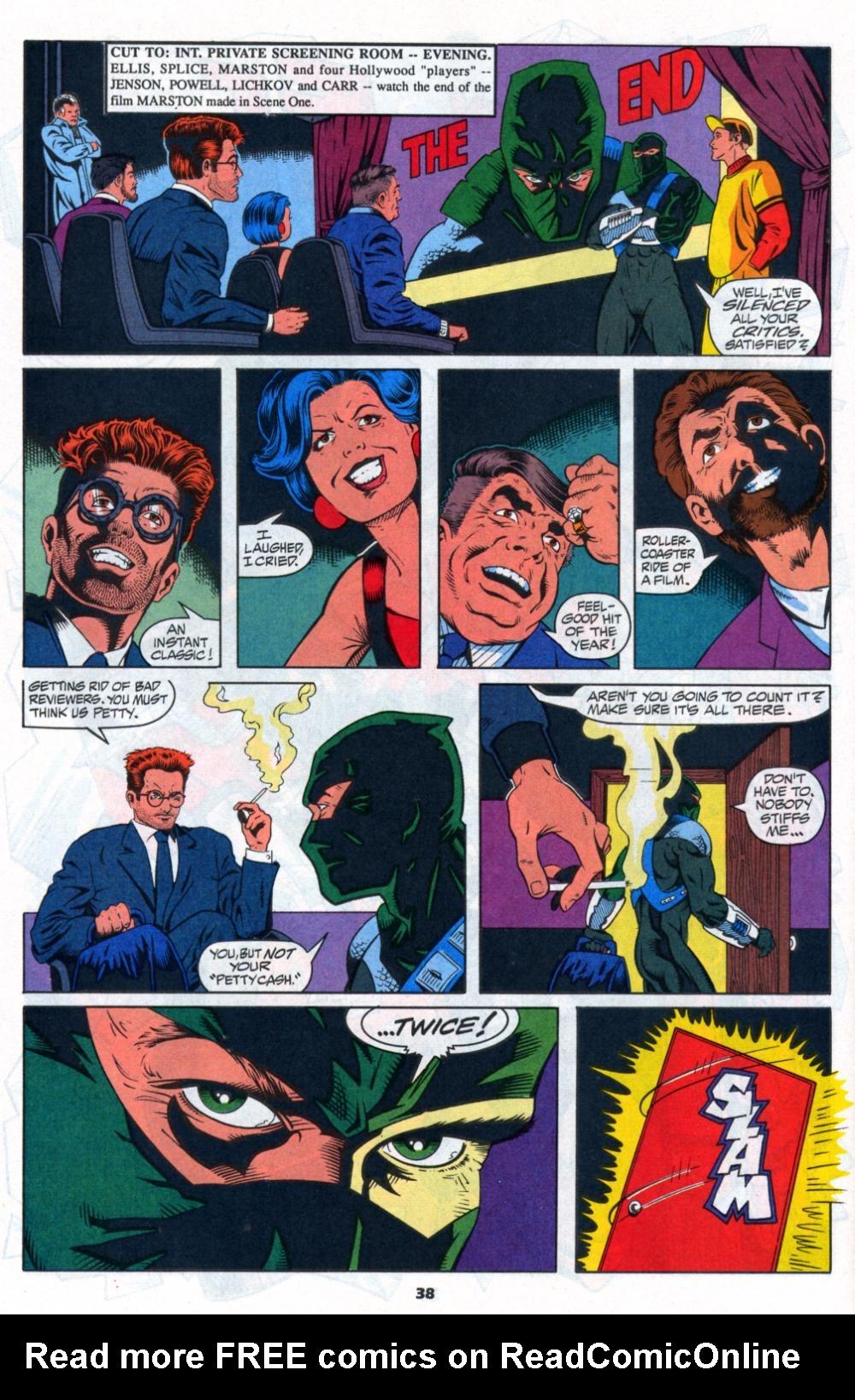 Read online Wonder Man (1991) comic -  Issue # _Annual 2 - 35