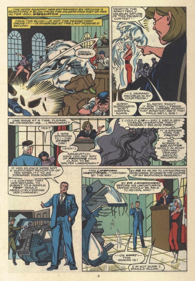 Read online Alpha Flight (1983) comic -  Issue #64 - 6
