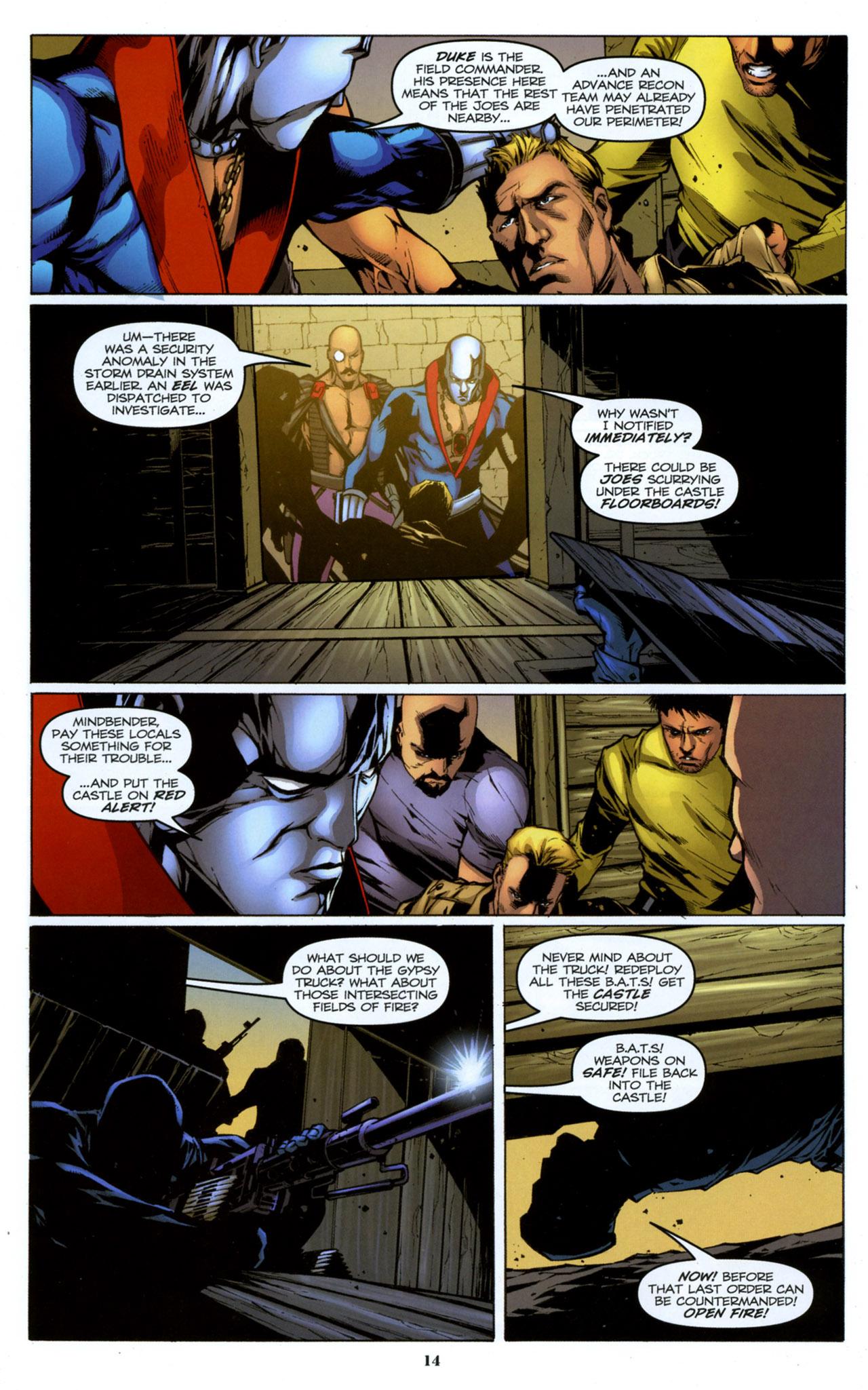 G.I. Joe: A Real American Hero 158 Page 15