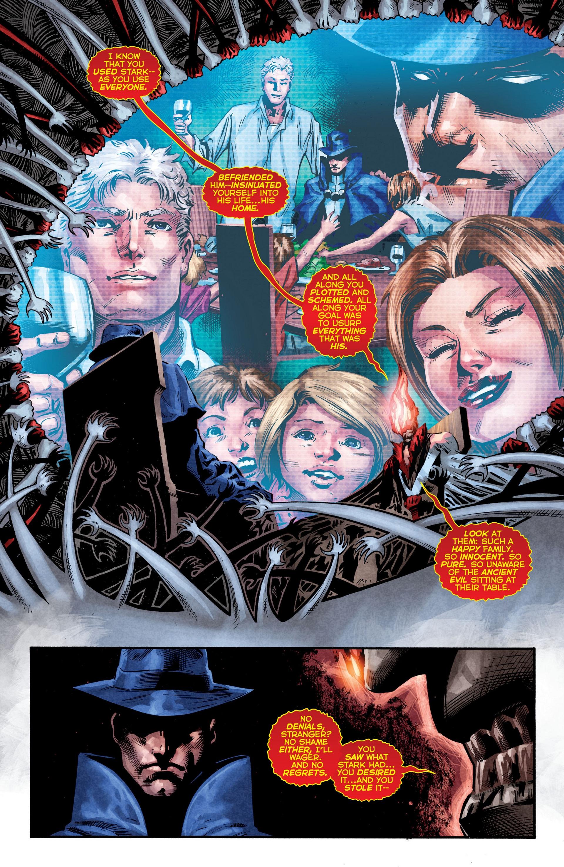 Read online Trinity of Sin: The Phantom Stranger comic -  Issue #8 - 8