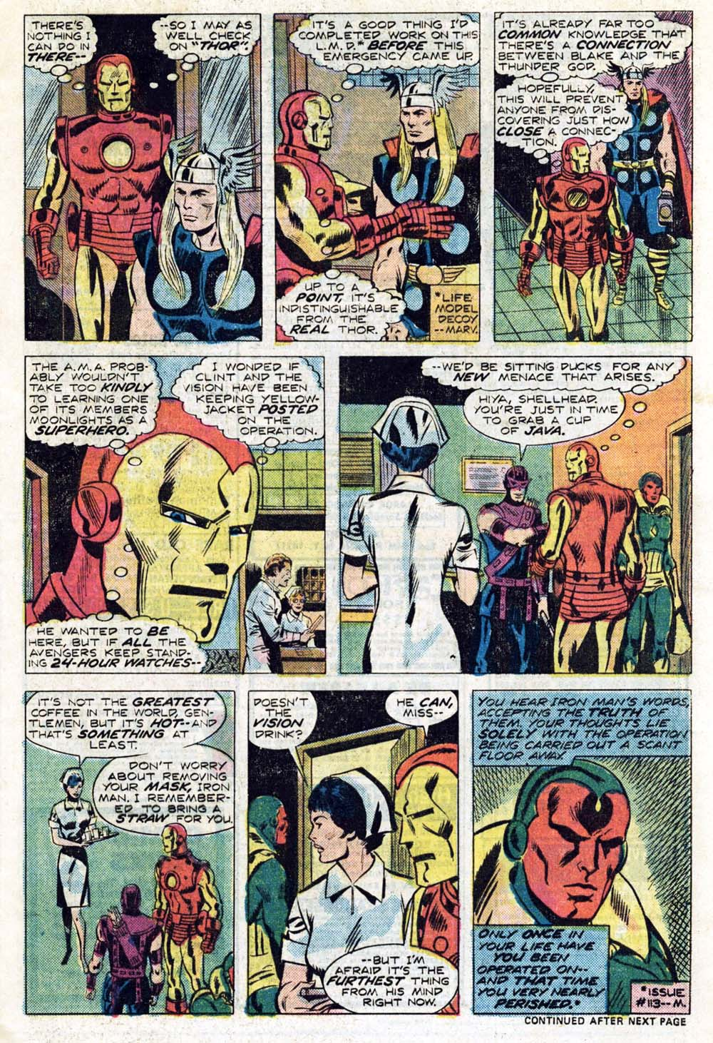 The Avengers (1963) 146 Page 5