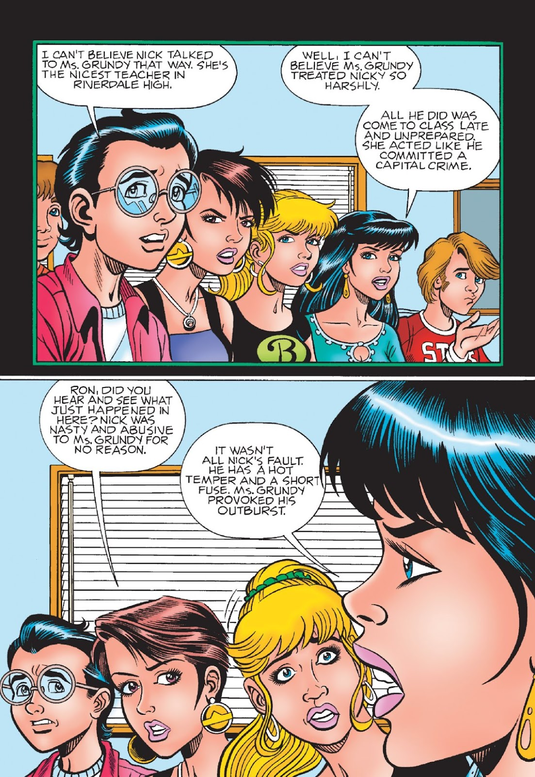 Read online Archie's New Look Series comic -  Issue #1 - 54