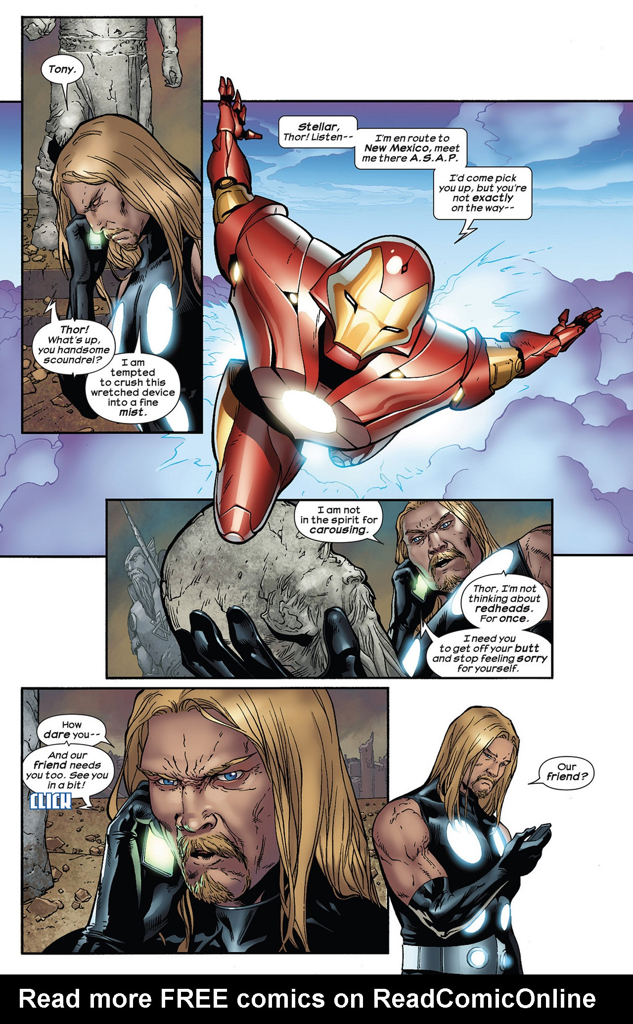 Read online Ultimate Comics Ultimates comic -  Issue #13 - 15