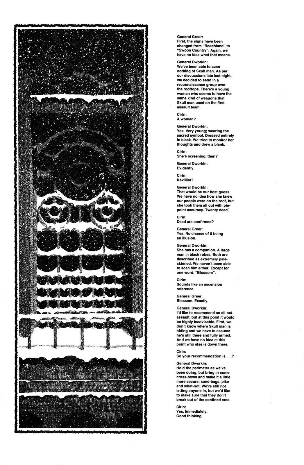 Cerebus Issue #165 #164 - English 20