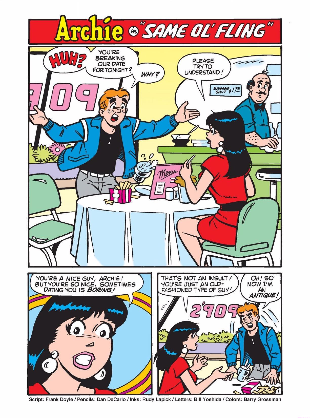 Read online Archie 1000 Page Comics Bonanza comic -  Issue #3 (Part 1) - 72