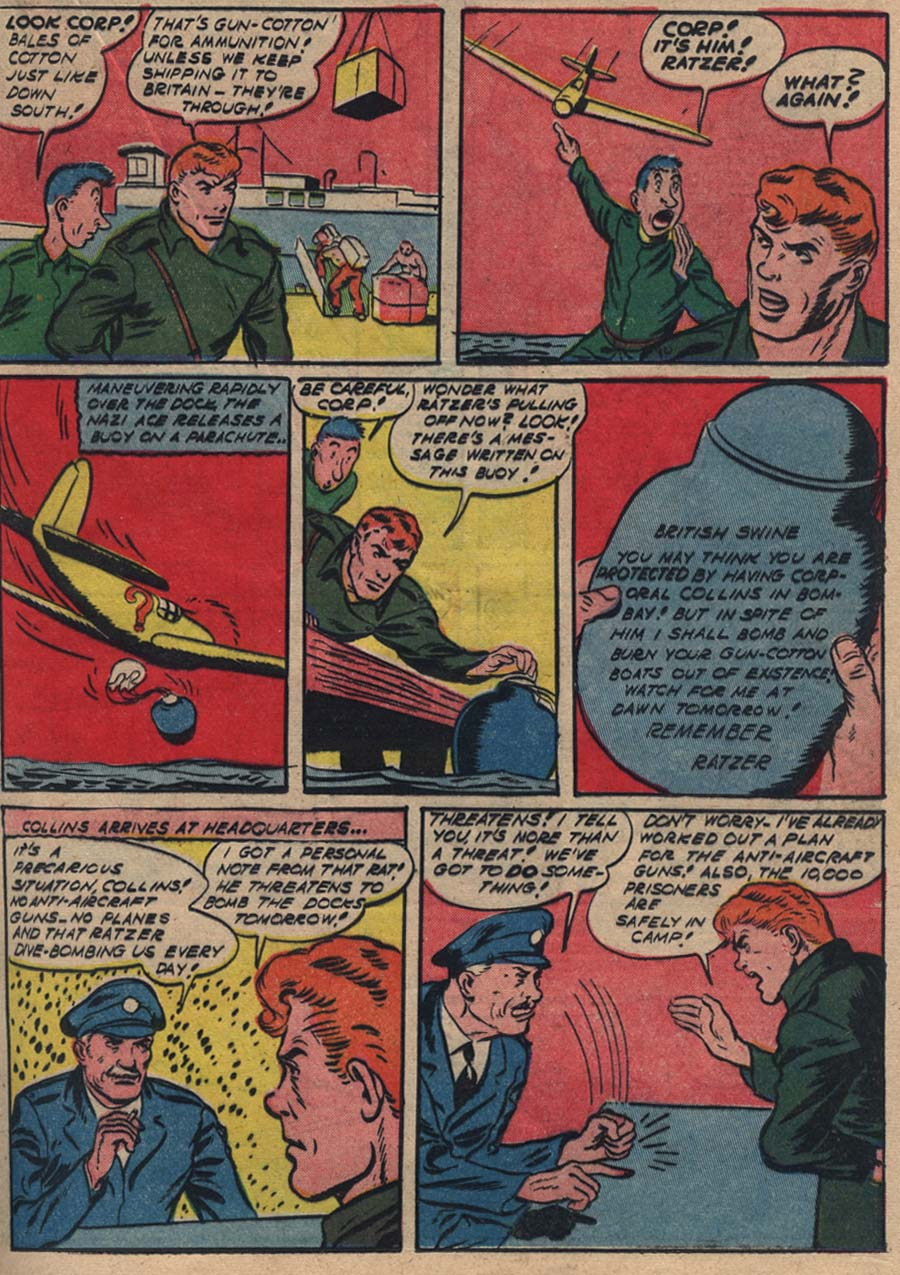 Blue Ribbon Comics (1939) issue 18 - Page 33