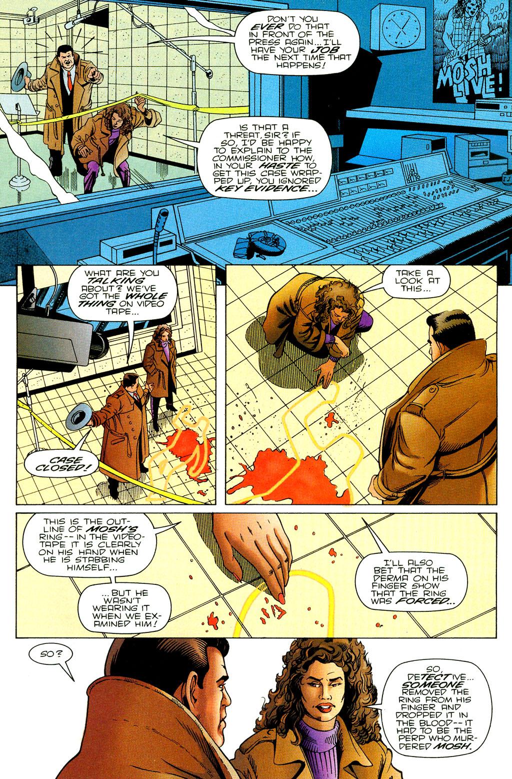 Read online UltraForce (1994) comic -  Issue #7 - 6