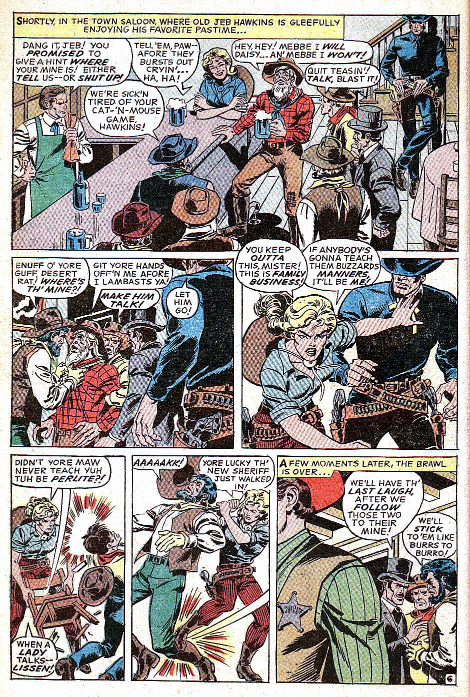 Western Gunfighters issue 1 - Page 7