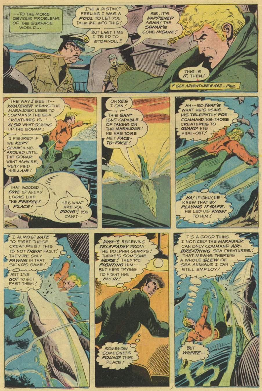 Read online Adventure Comics (1938) comic -  Issue #449 - 15