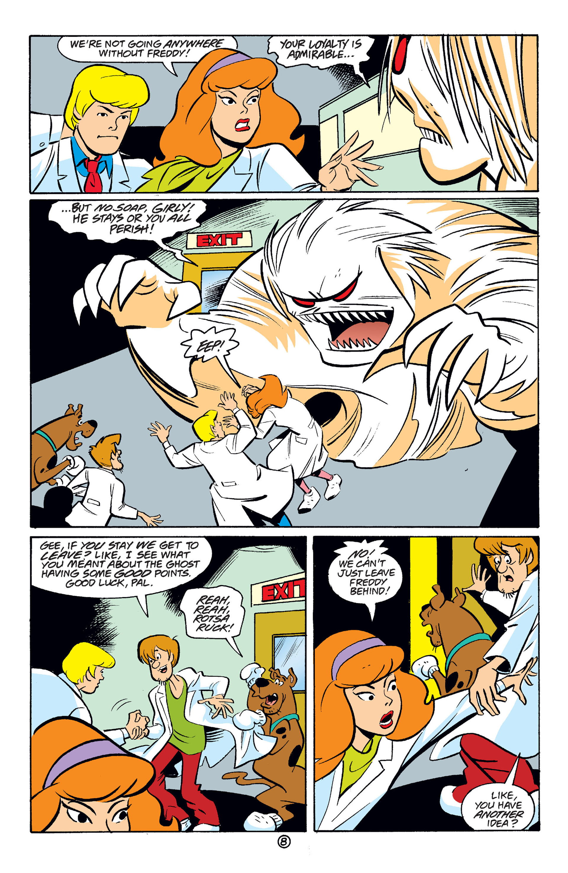 Read online Scooby-Doo (1997) comic -  Issue #38 - 19